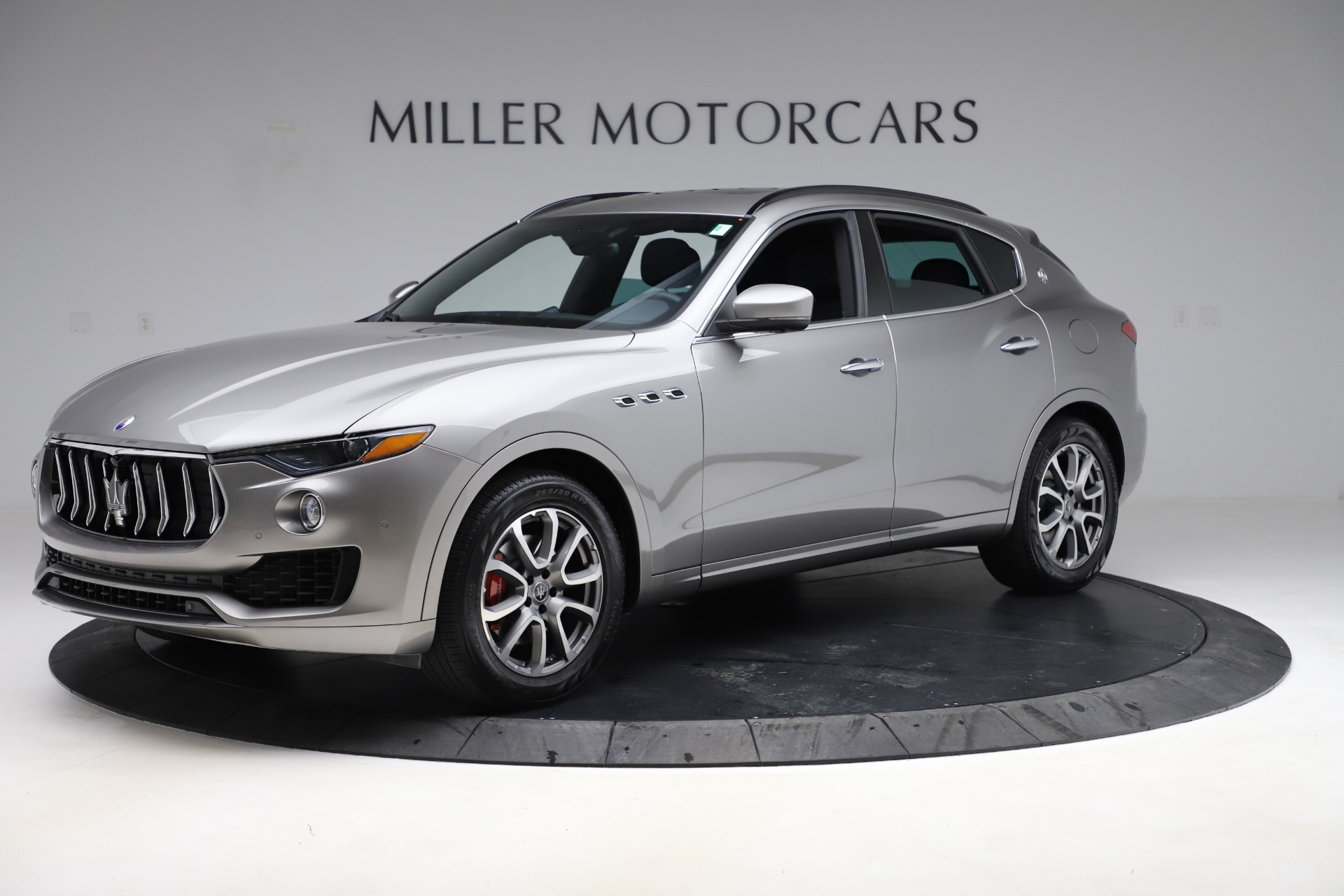 New 2019 Maserati Levante Q4 For Sale In Westport, CT 3192_p2