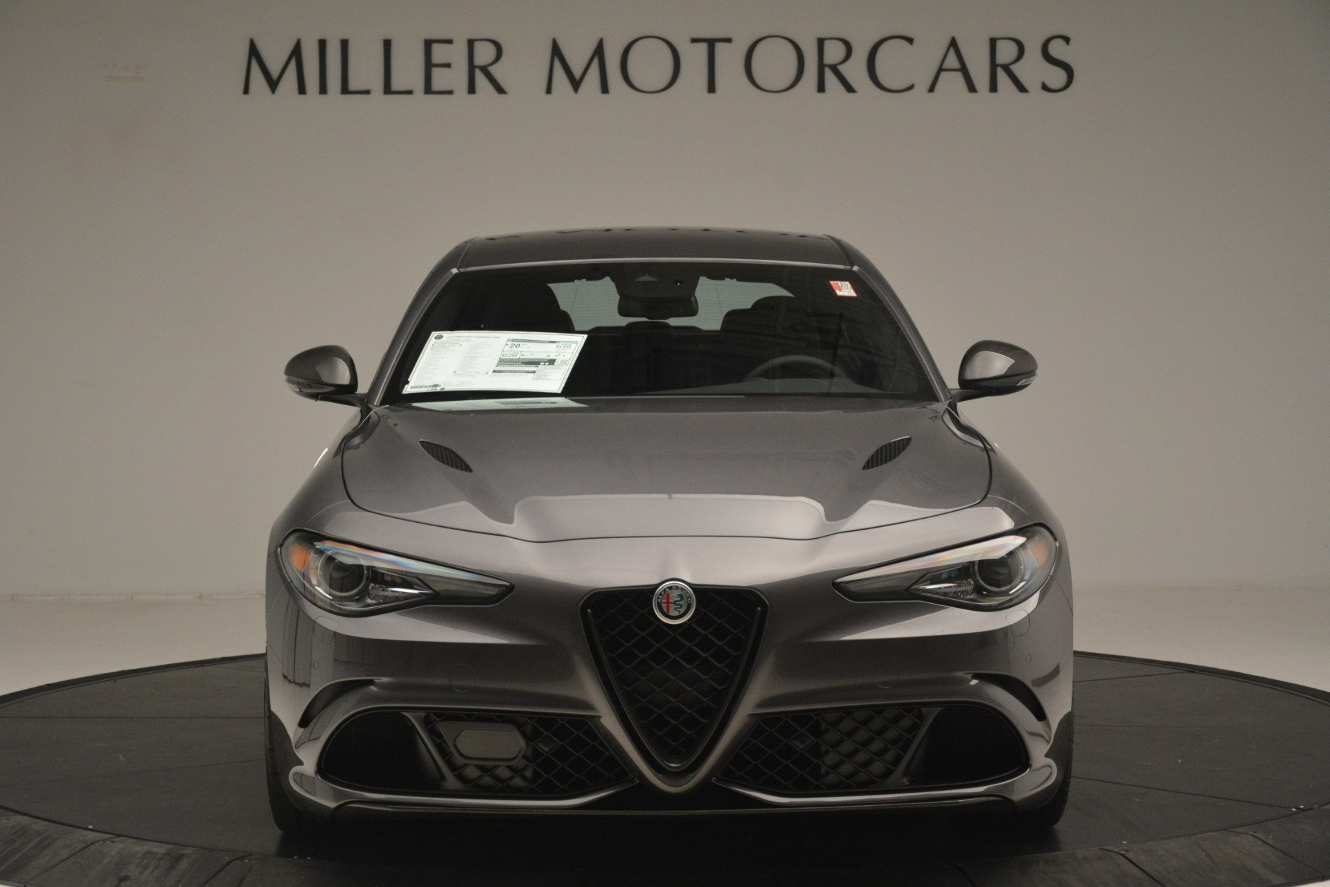 New 2019 Alfa Romeo Giulia Quadrifoglio For Sale In Westport, CT 3193_p12