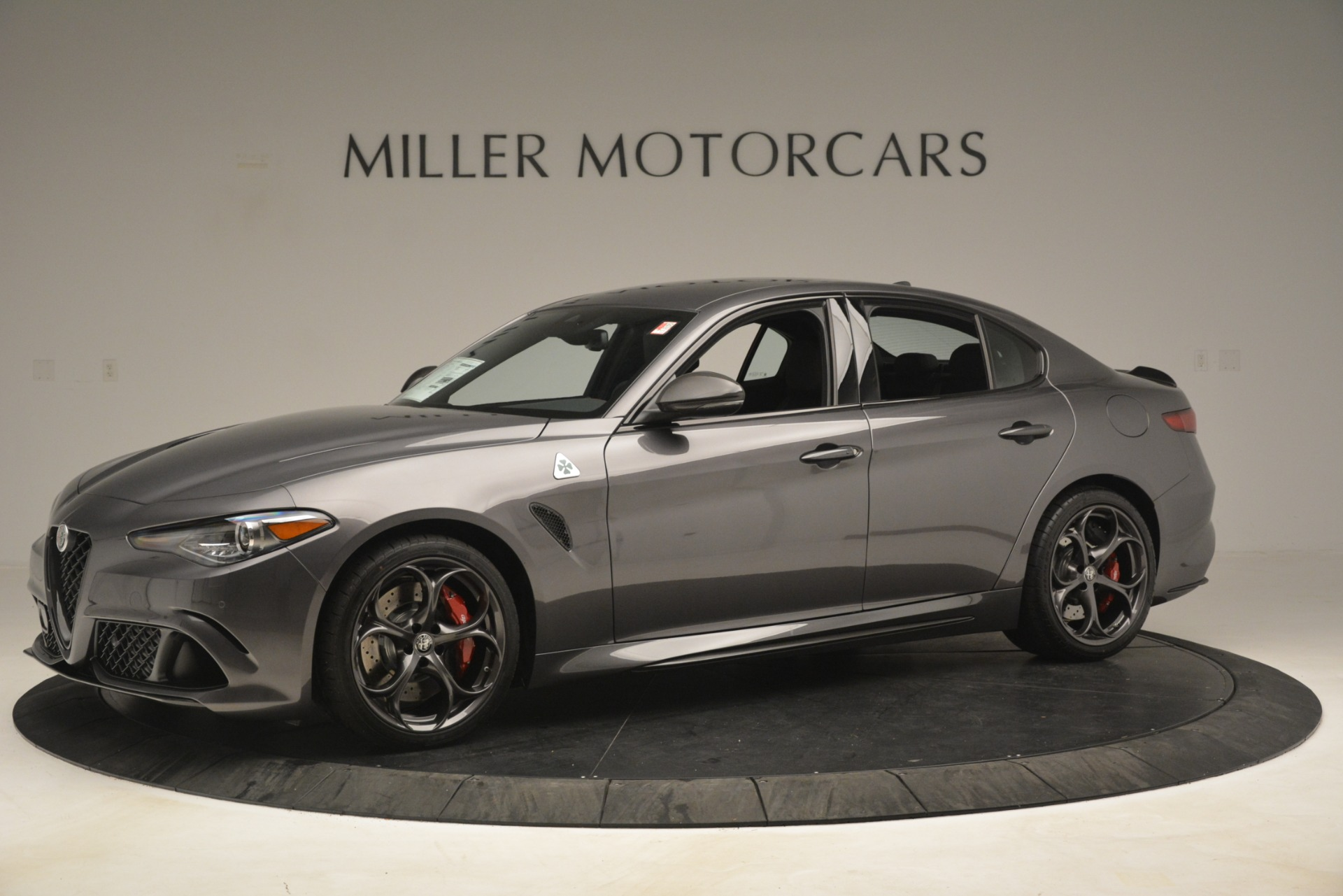 New 2019 Alfa Romeo Giulia Quadrifoglio For Sale In Westport, CT 3193_p2