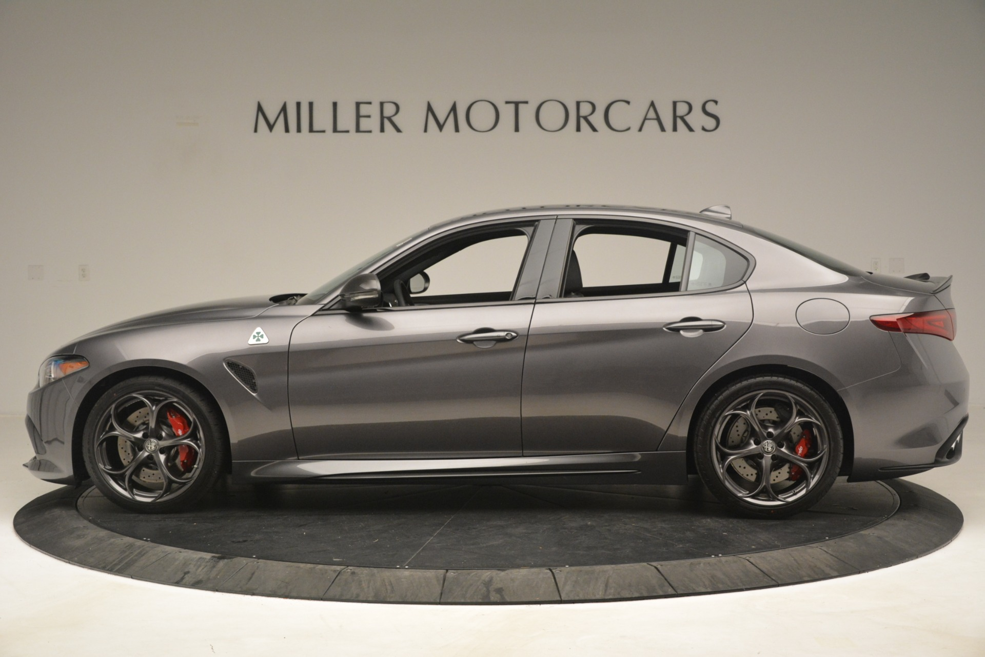 New 2019 Alfa Romeo Giulia Quadrifoglio For Sale In Westport, CT 3193_p3