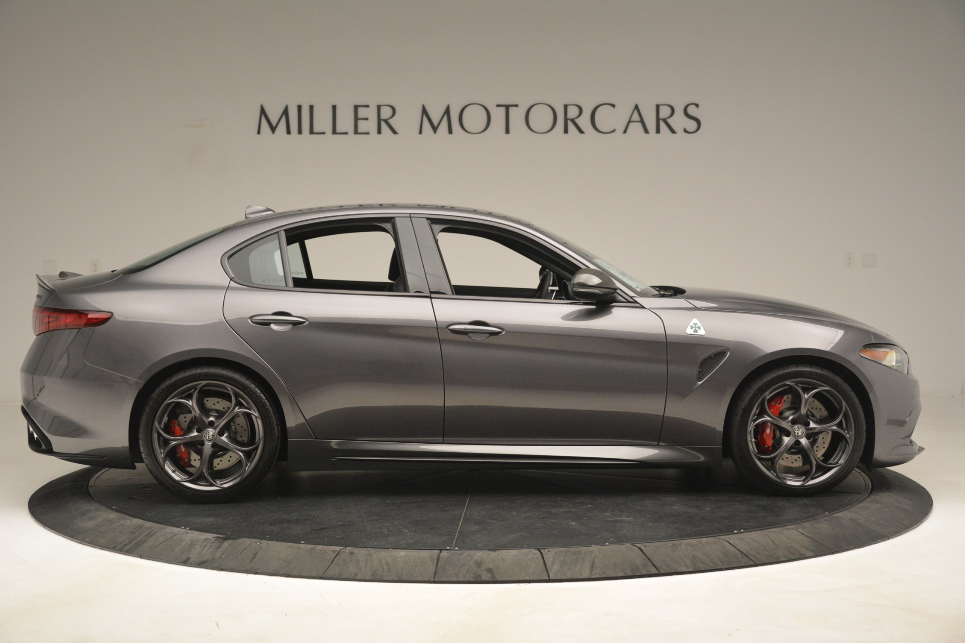 New 2019 Alfa Romeo Giulia Quadrifoglio For Sale In Westport, CT 3193_p9