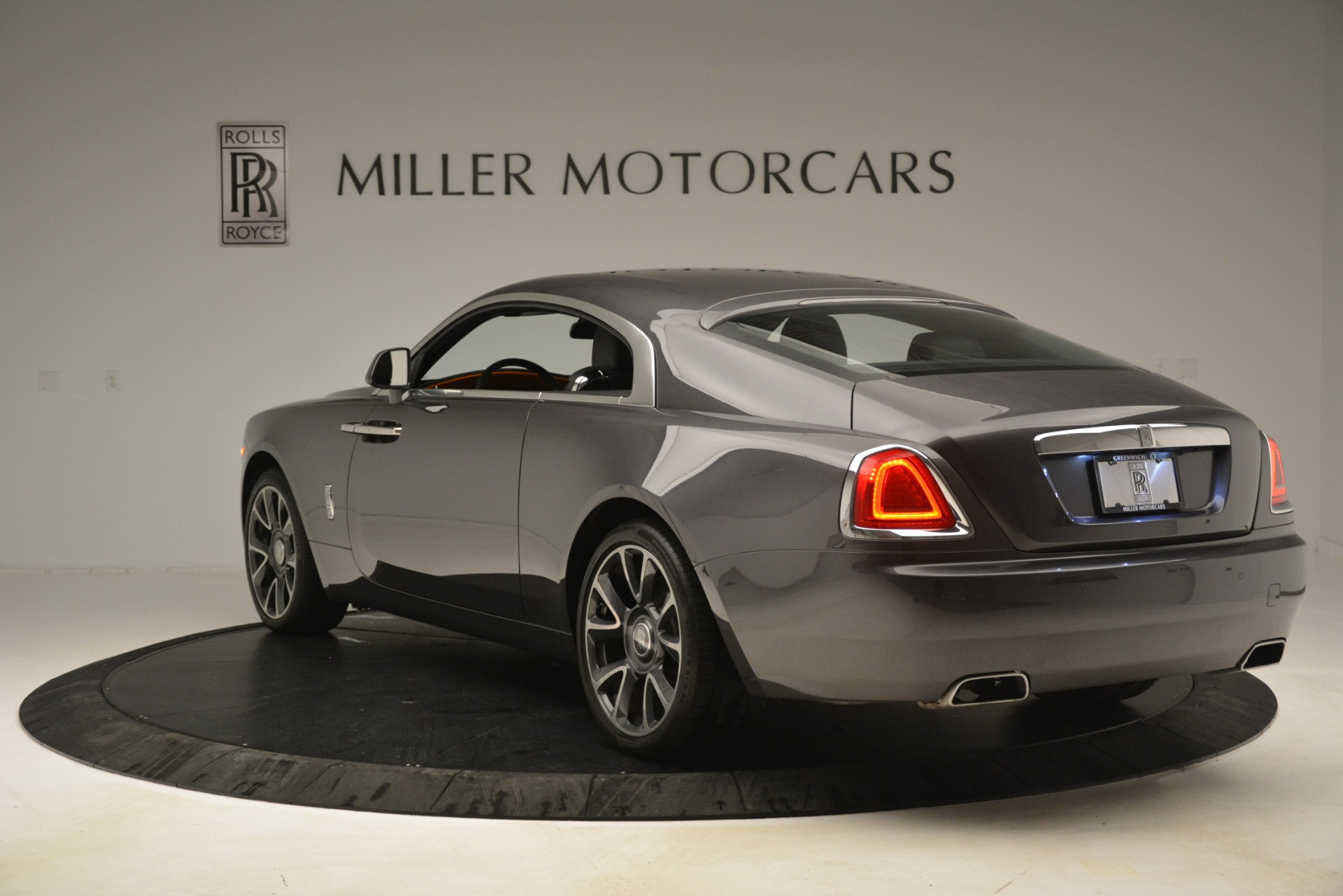 Used 2018 Rolls-Royce Wraith  For Sale In Westport, CT 3196_p6