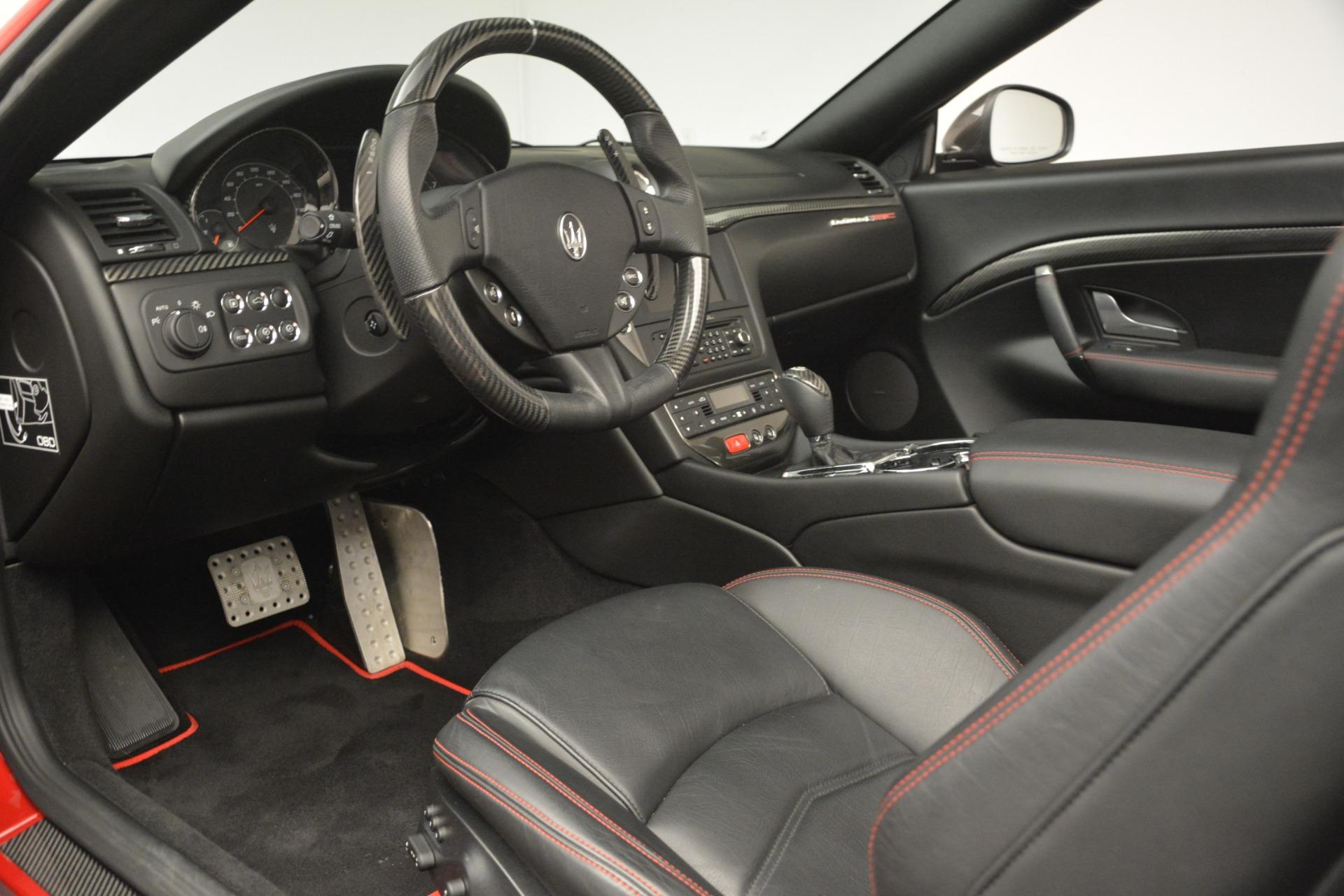 Used 2015 Maserati GranTurismo MC For Sale In Westport, CT 3197_p20