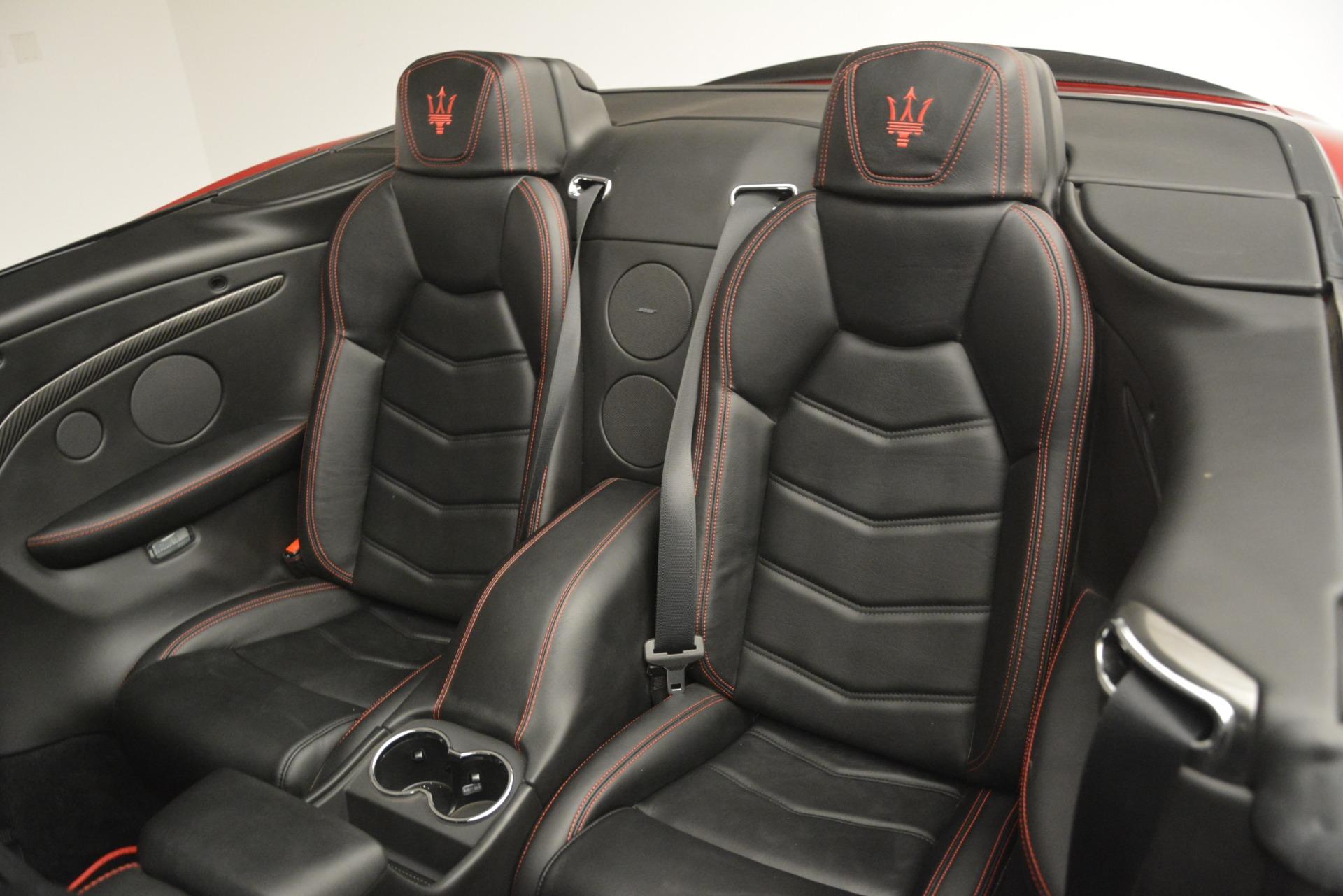 Used 2015 Maserati GranTurismo MC For Sale In Westport, CT 3197_p23