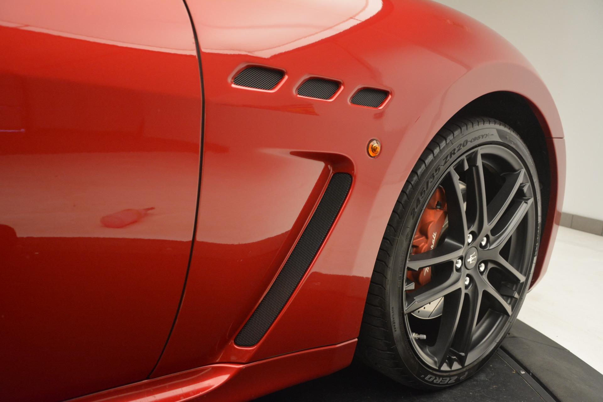 Used 2015 Maserati GranTurismo MC For Sale In Westport, CT 3197_p36