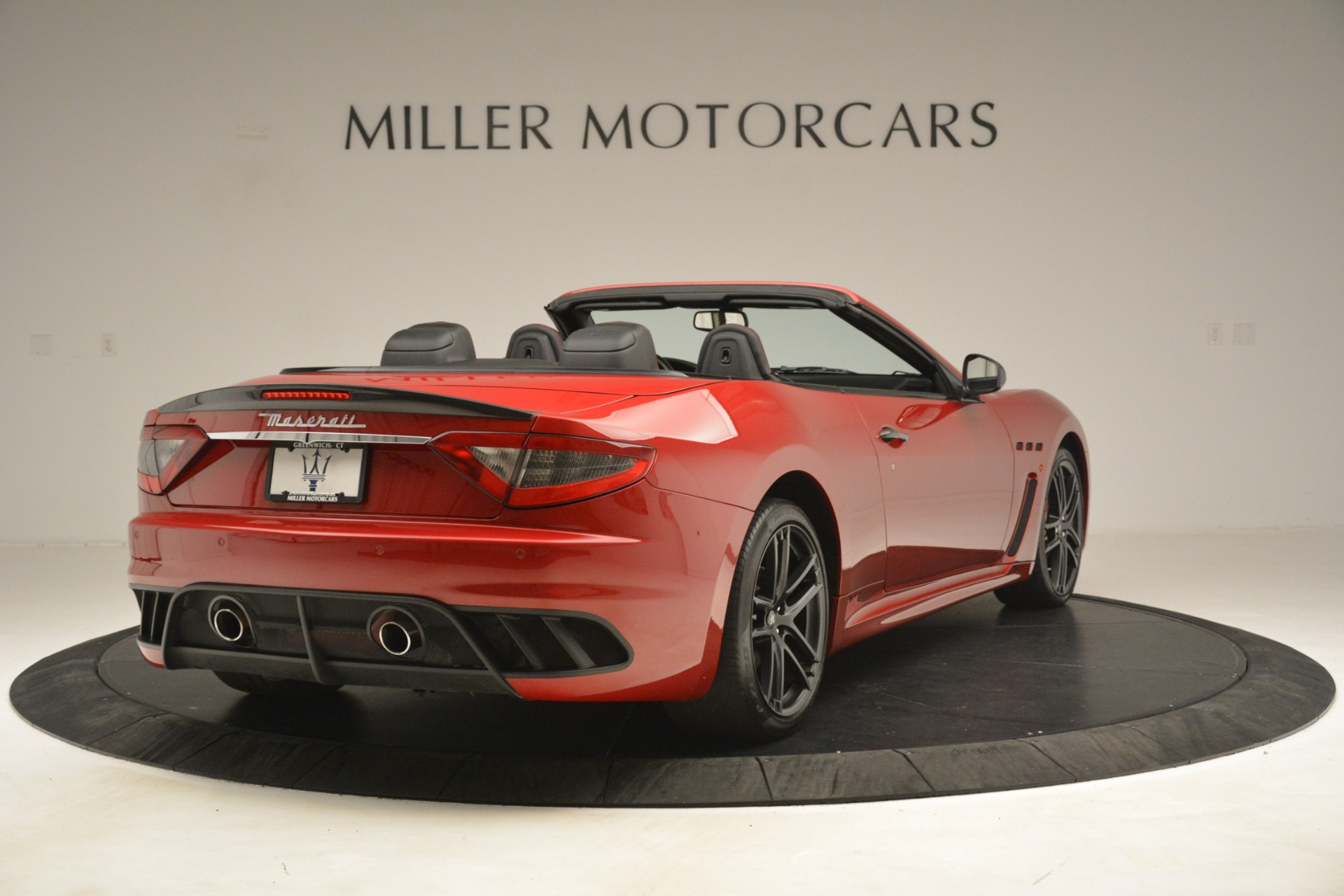Used 2015 Maserati GranTurismo MC For Sale In Westport, CT 3197_p8