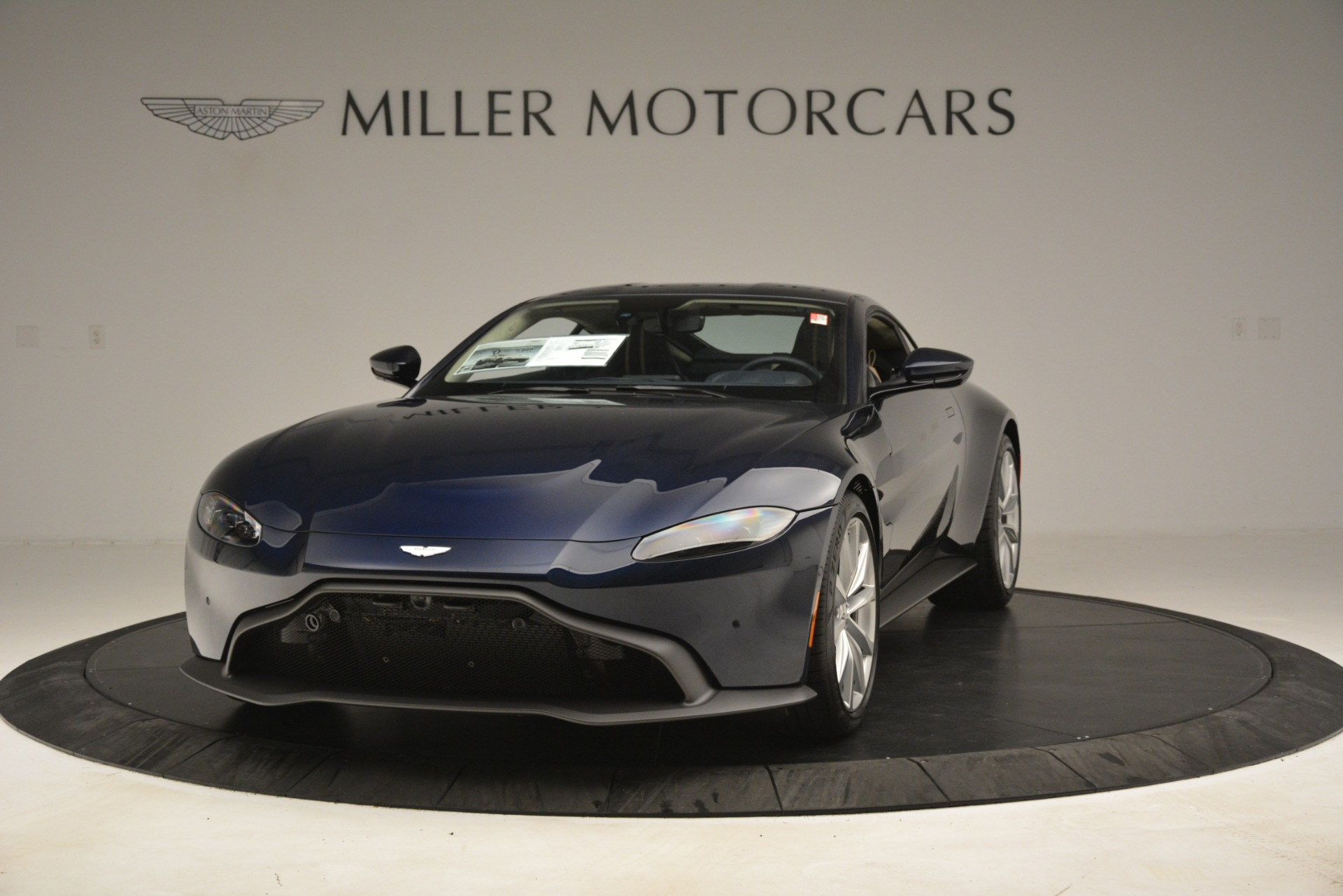 New 2019 Aston Martin Vantage V8 For Sale In Westport, CT 3198_p2