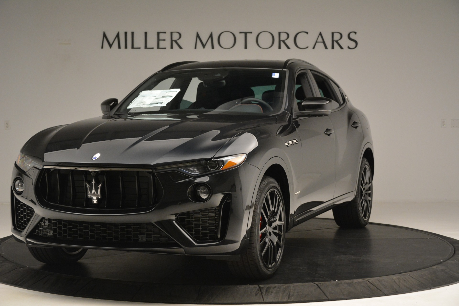 New 2019 Maserati Levante SQ4 GranSport Nerissimo For Sale In Westport, CT
