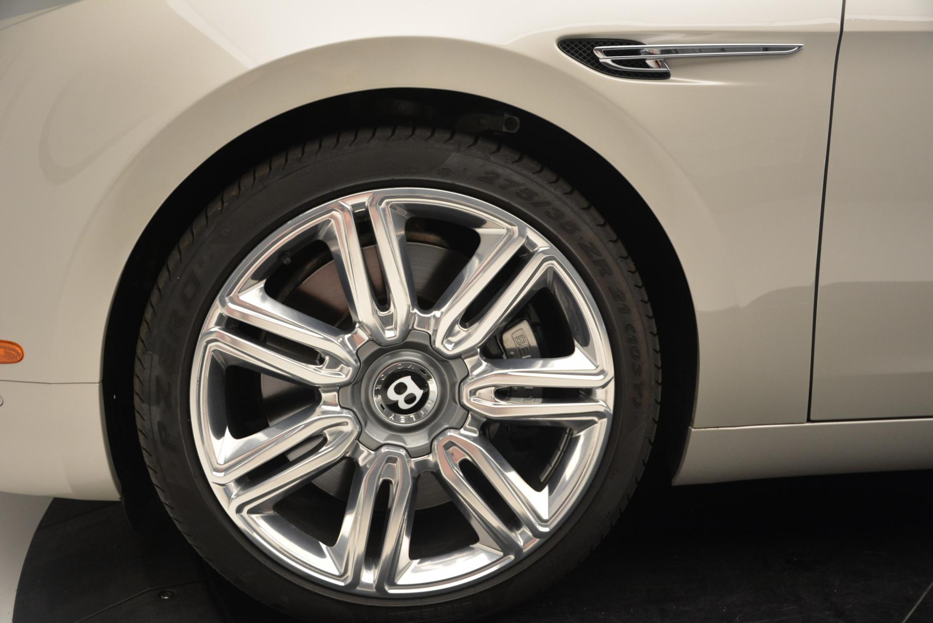 Used 2016 Bentley Flying Spur W12 For Sale In Westport, CT 32_p17