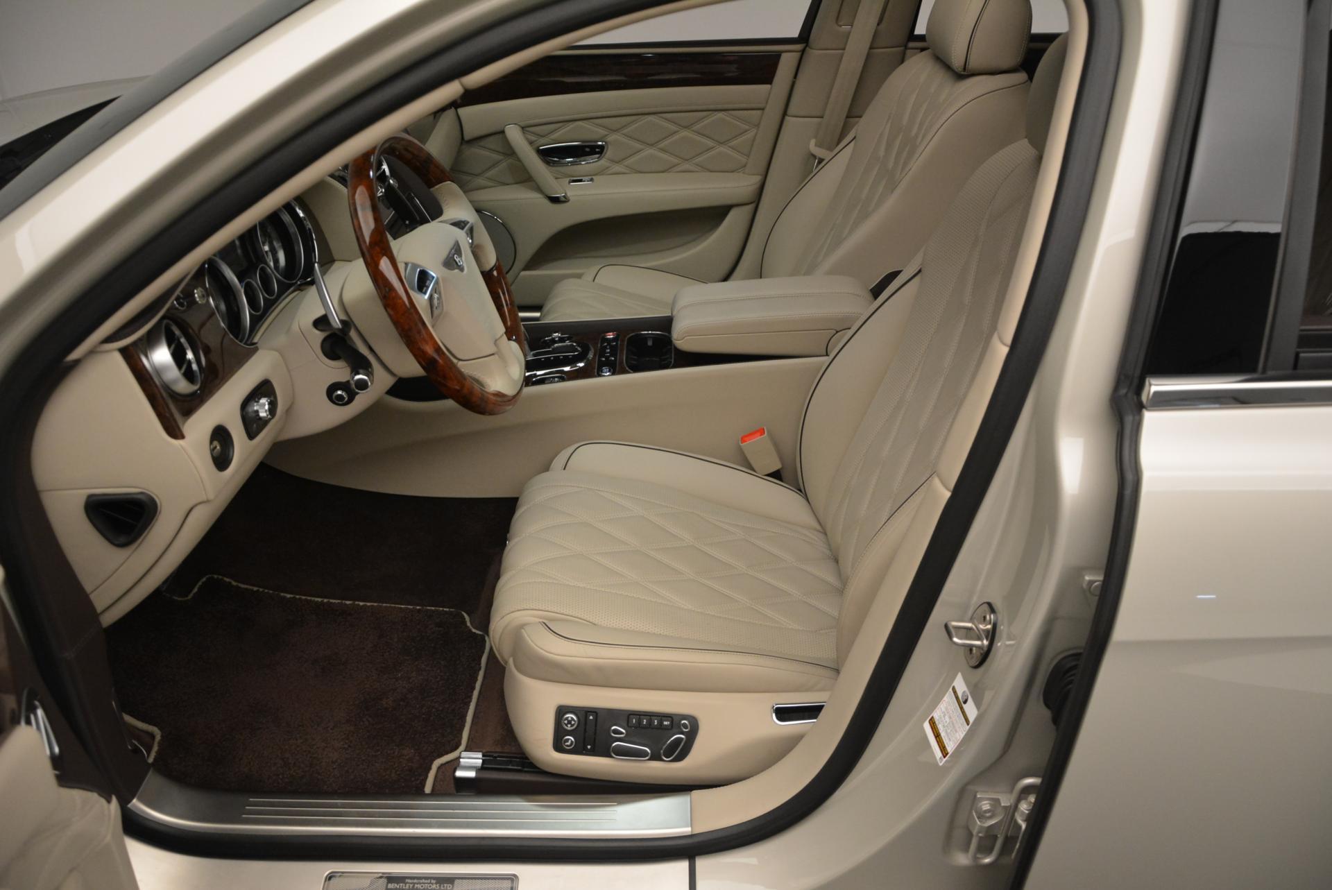 Used 2016 Bentley Flying Spur W12 For Sale In Westport, CT 32_p20