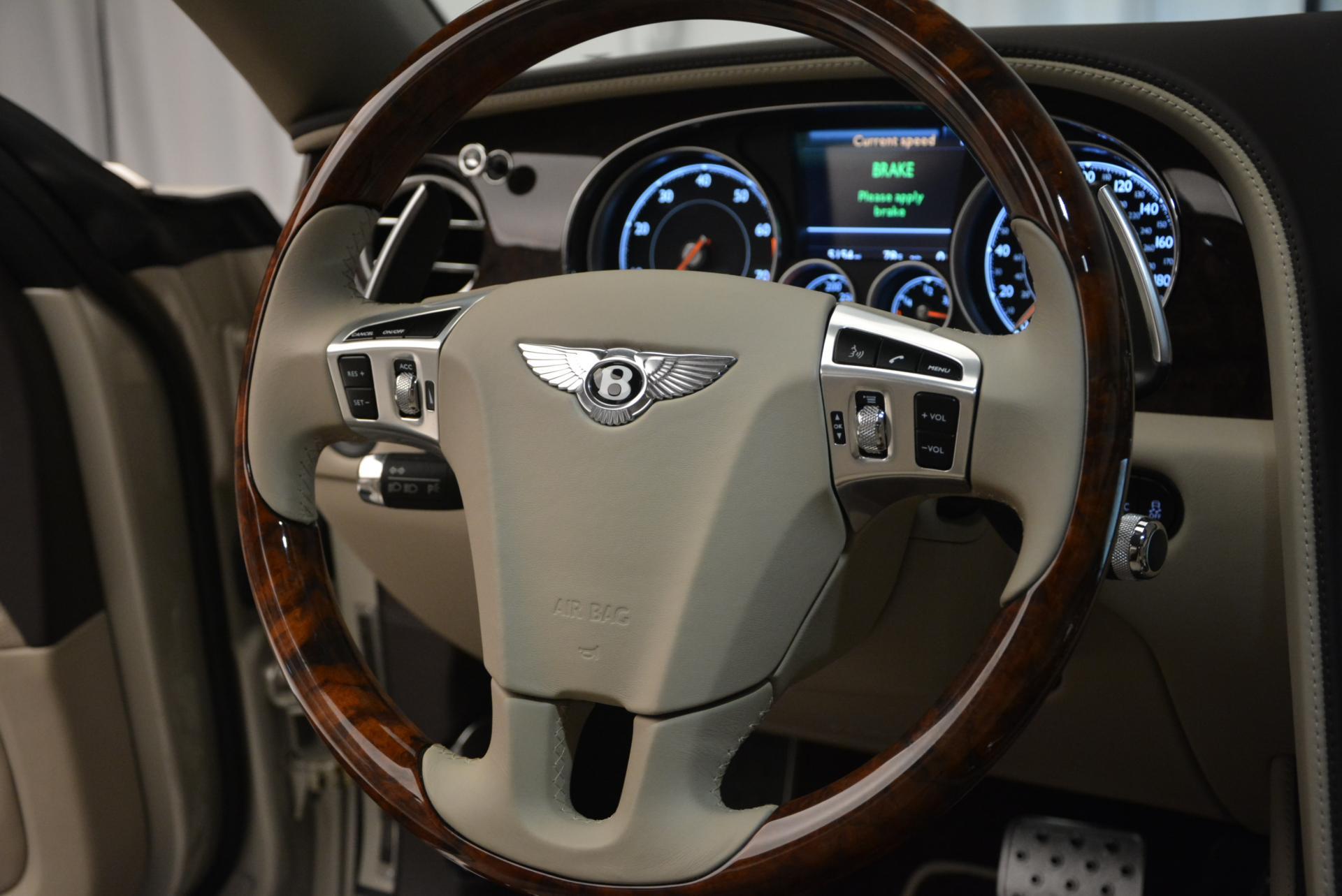 Used 2016 Bentley Flying Spur W12 For Sale In Westport, CT 32_p26
