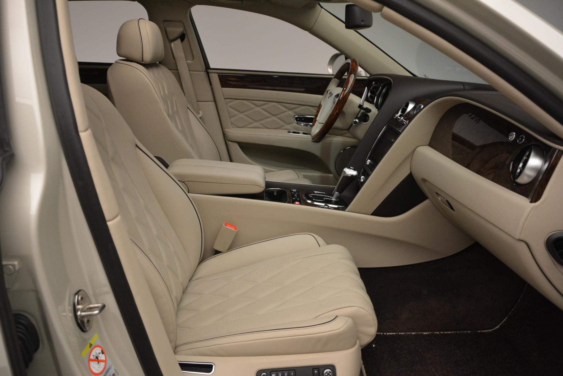 Used 2016 Bentley Flying Spur W12 For Sale In Westport, CT 32_p35