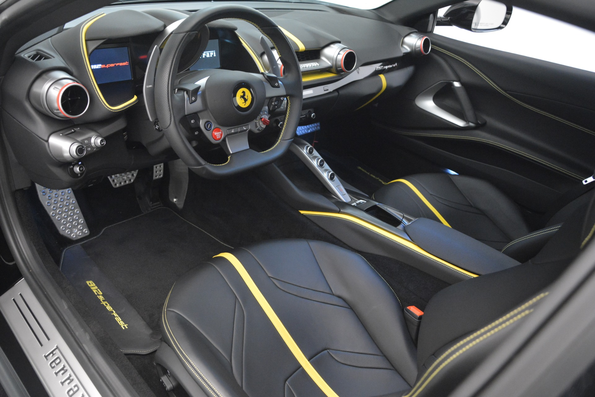 Used 2019 Ferrari 812 Superfast  For Sale In Westport, CT 3200_p15