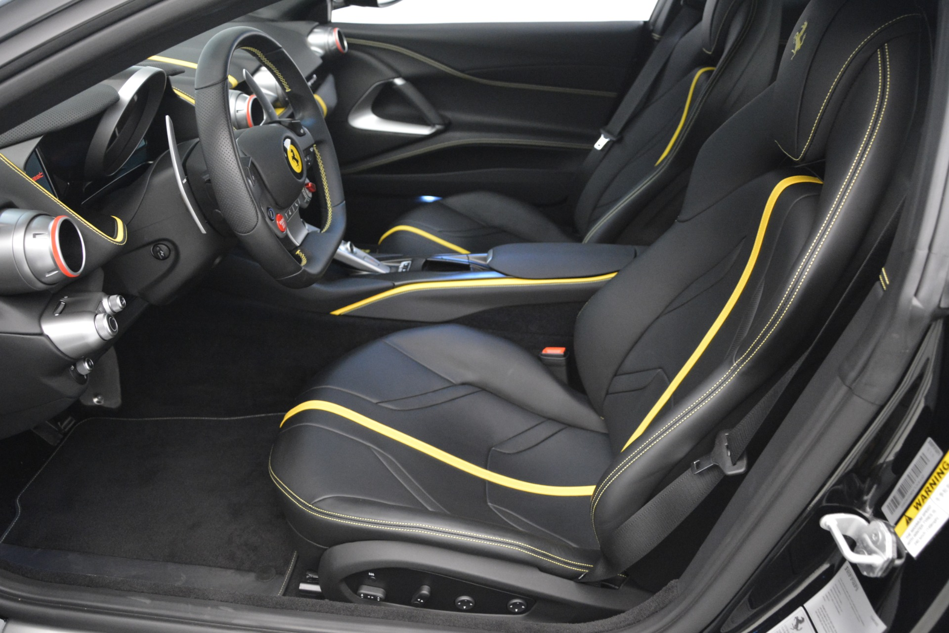 Used 2019 Ferrari 812 Superfast  For Sale In Westport, CT 3200_p16