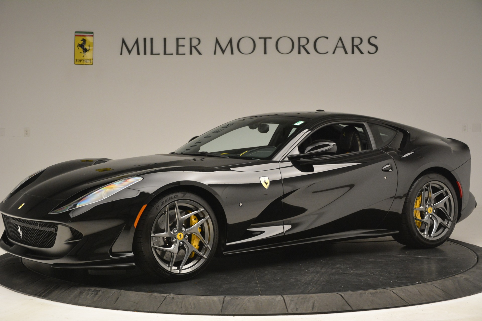 Used 2019 Ferrari 812 Superfast  For Sale In Westport, CT 3200_p2