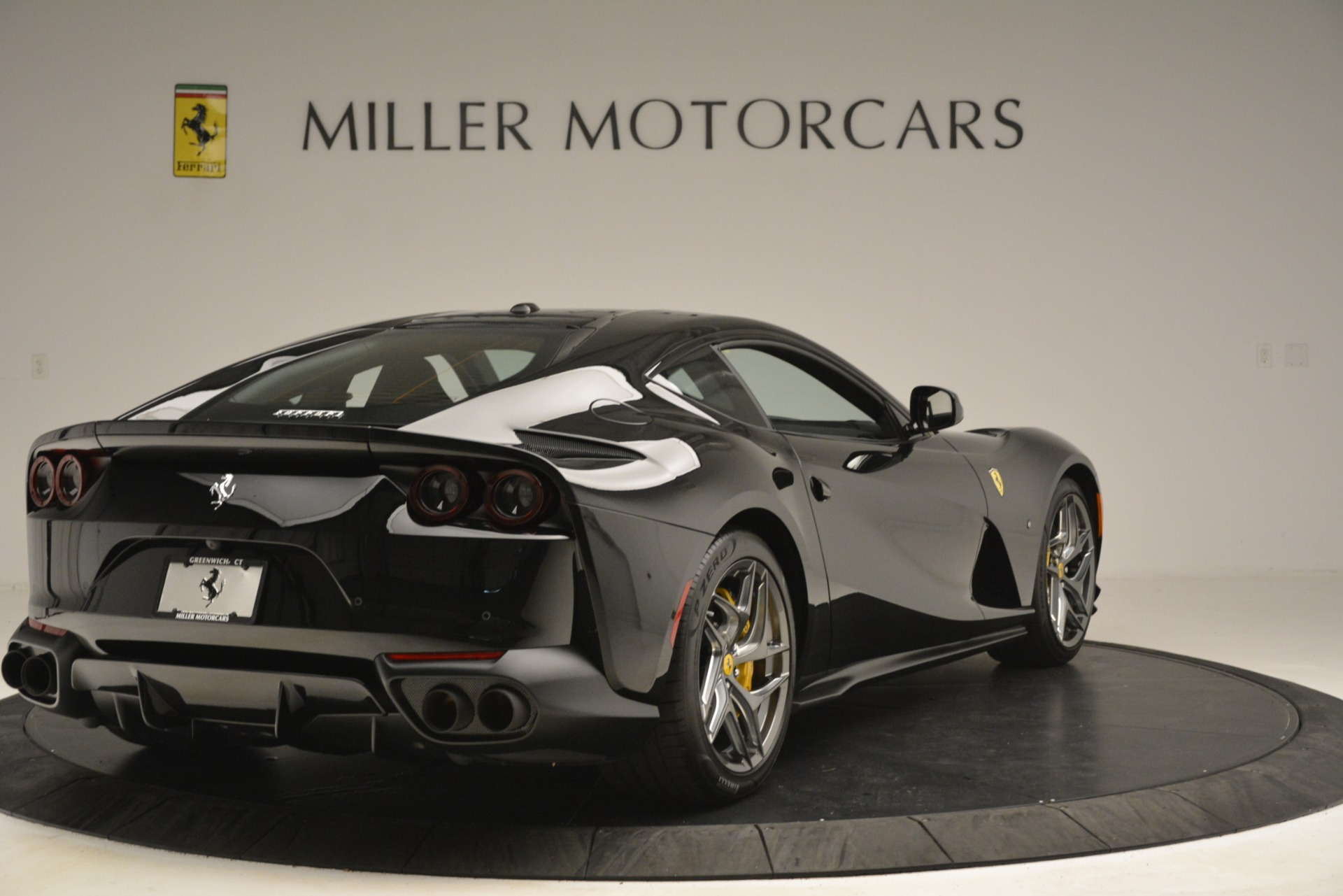 Used 2019 Ferrari 812 Superfast  For Sale In Westport, CT 3200_p7