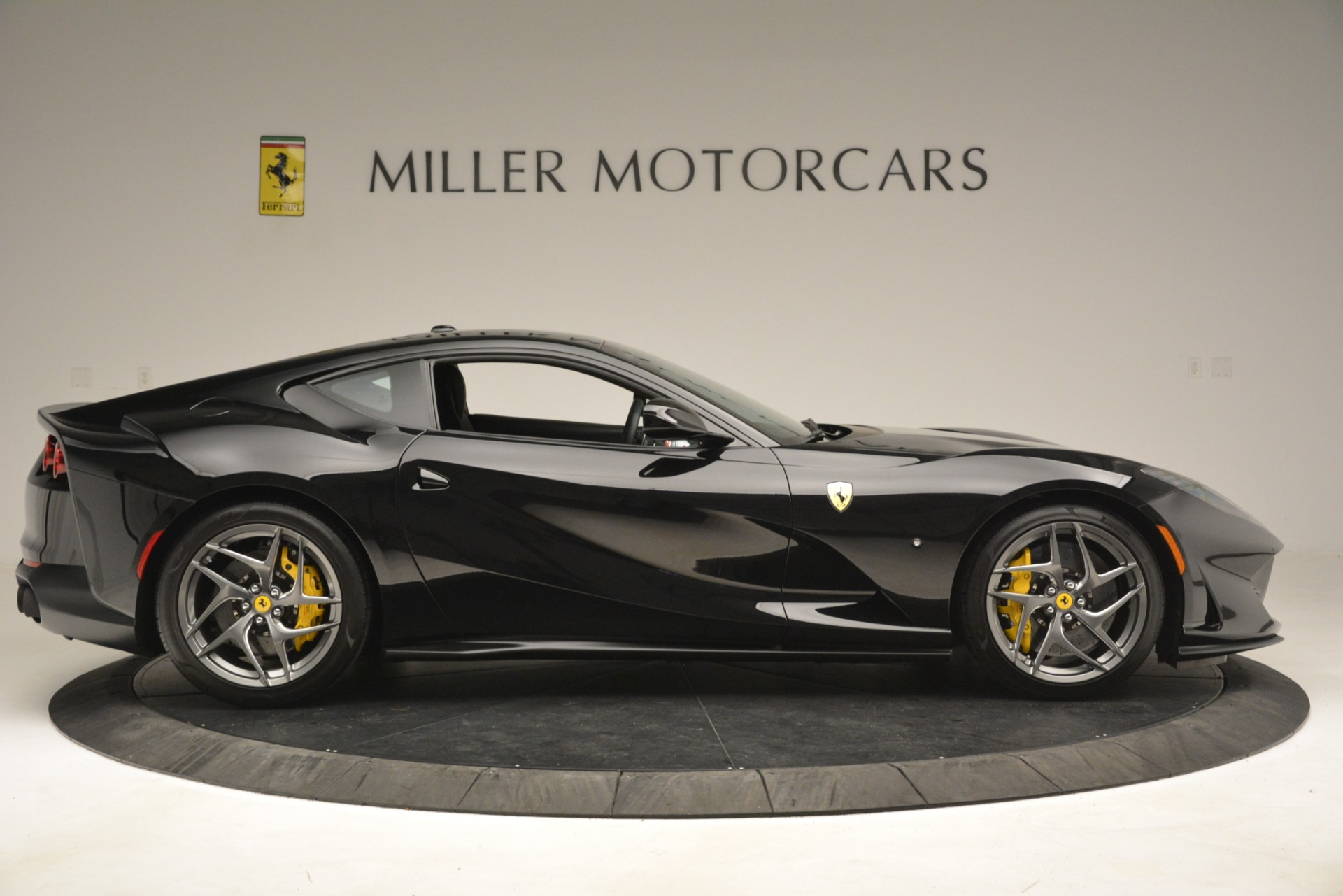 Used 2019 Ferrari 812 Superfast  For Sale In Westport, CT 3200_p9