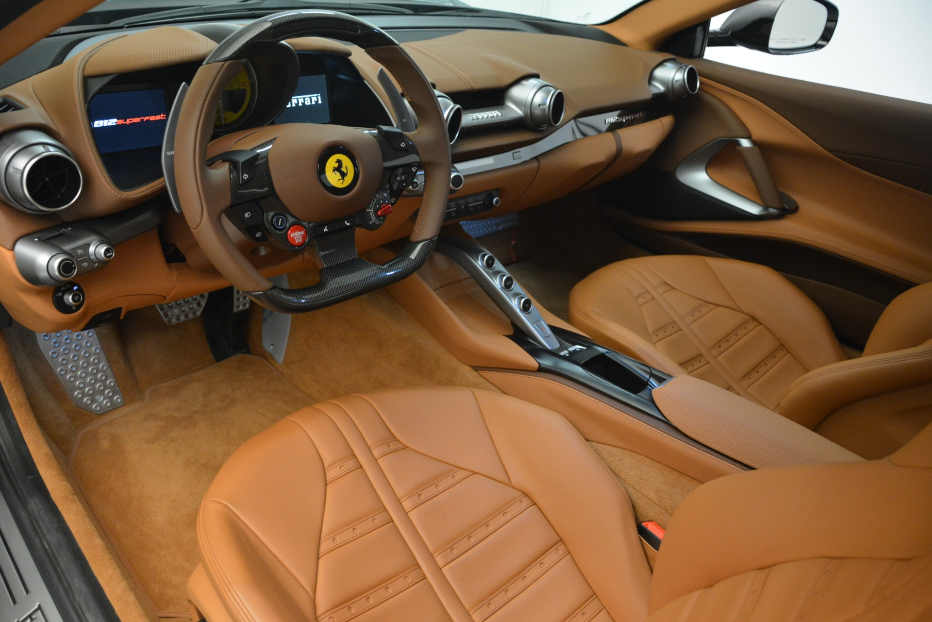 Used 2018 Ferrari 812 Superfast  For Sale In Westport, CT 3202_p14
