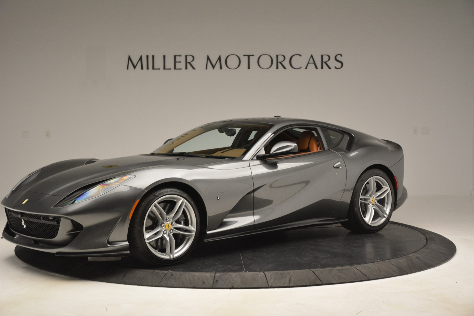 Used 2018 Ferrari 812 Superfast  For Sale In Westport, CT 3202_p2