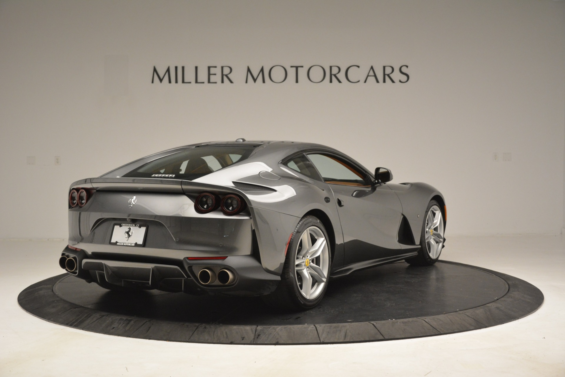 Used 2018 Ferrari 812 Superfast  For Sale In Westport, CT 3202_p7