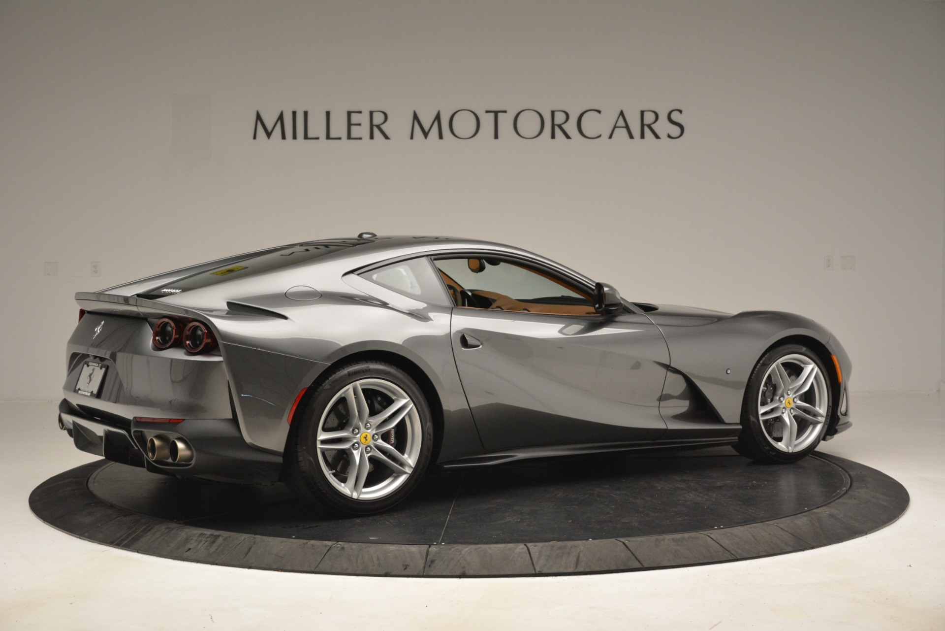 Used 2018 Ferrari 812 Superfast  For Sale In Westport, CT 3202_p8