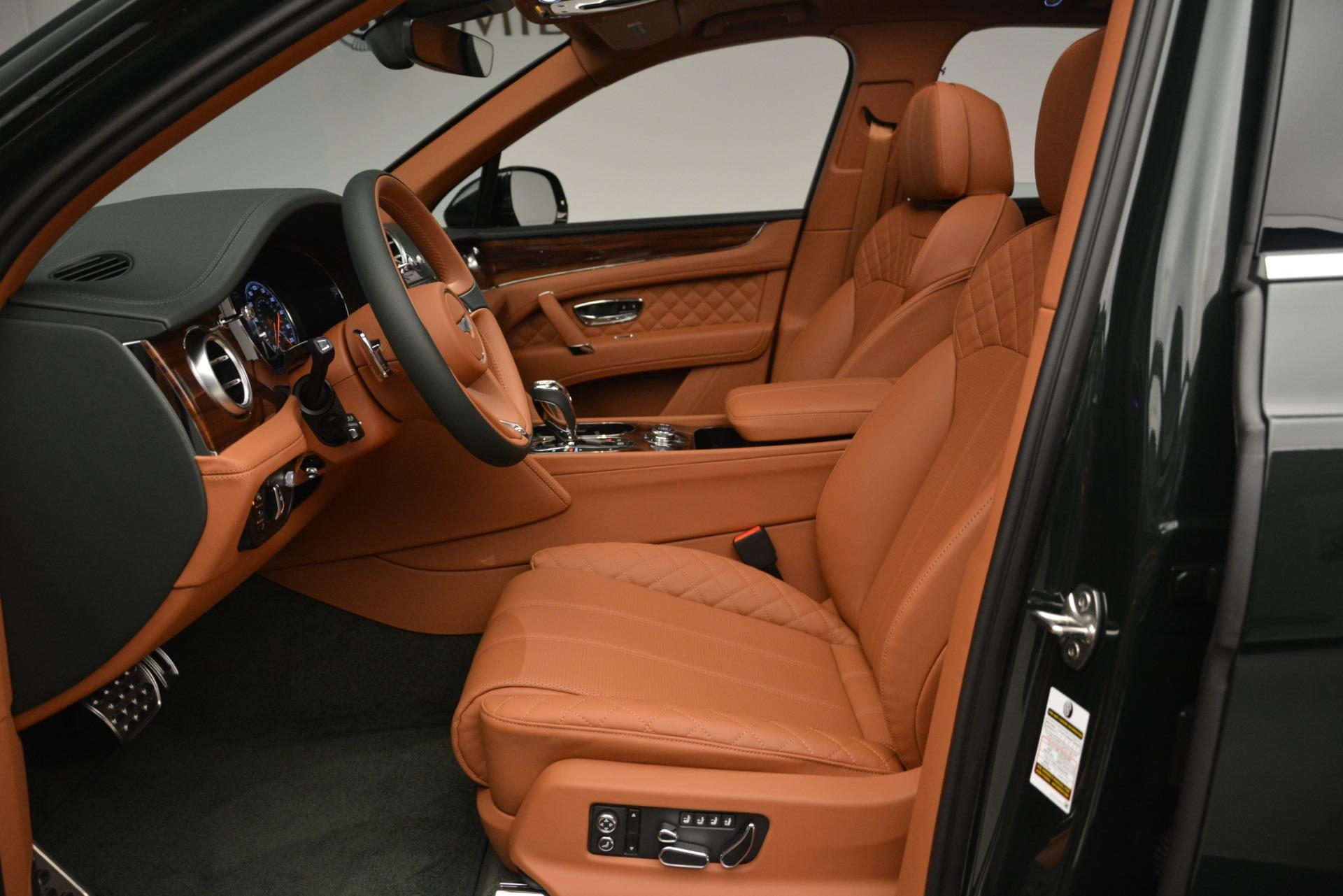 New 2019 Bentley Bentayga V8 For Sale In Westport, CT 3203_p20
