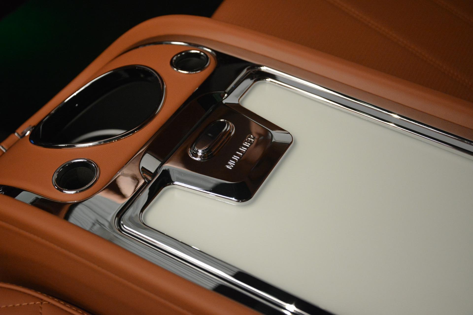 New 2019 Bentley Bentayga V8 For Sale In Westport, CT 3203_p24