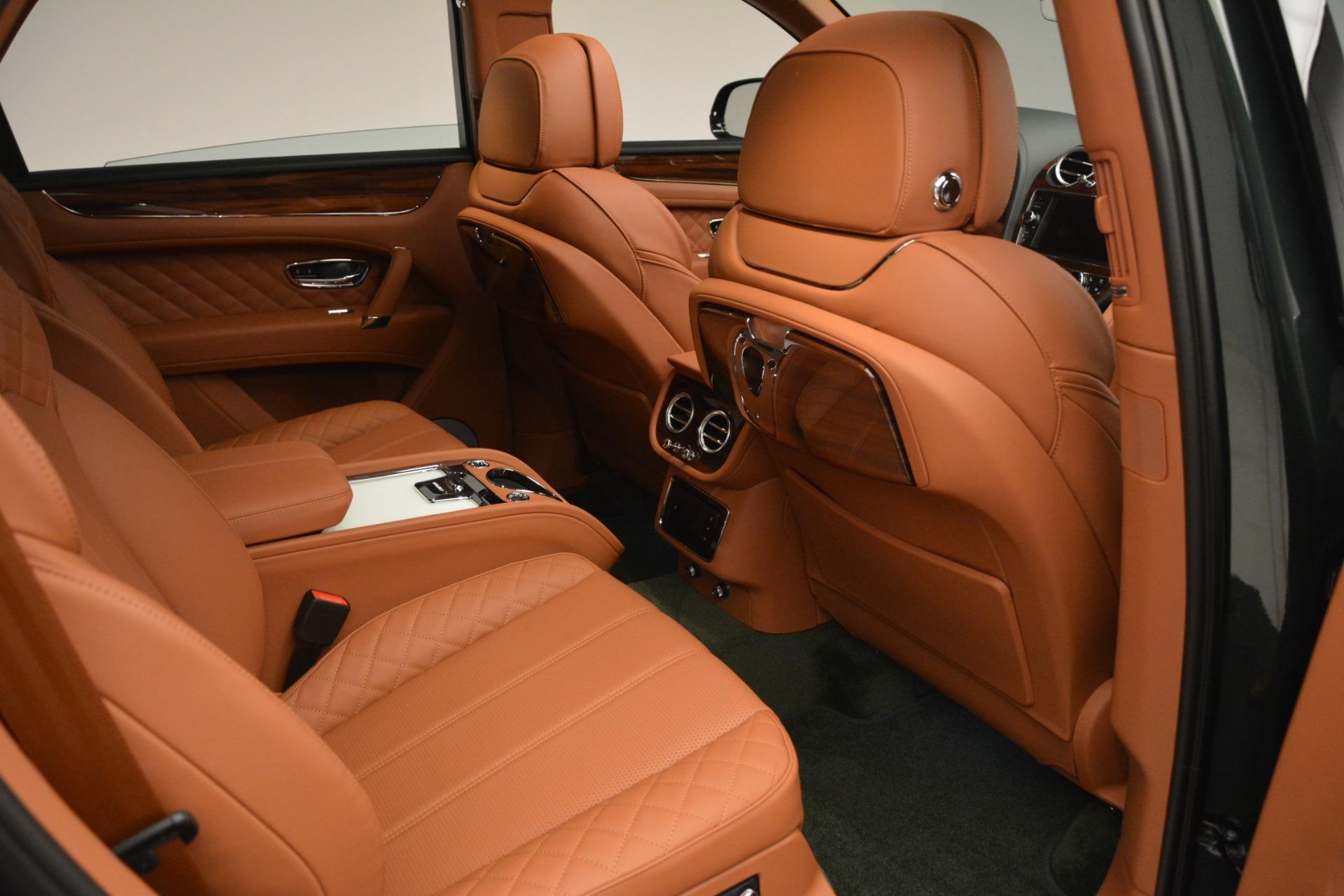 New 2019 Bentley Bentayga V8 For Sale In Westport, CT 3203_p25