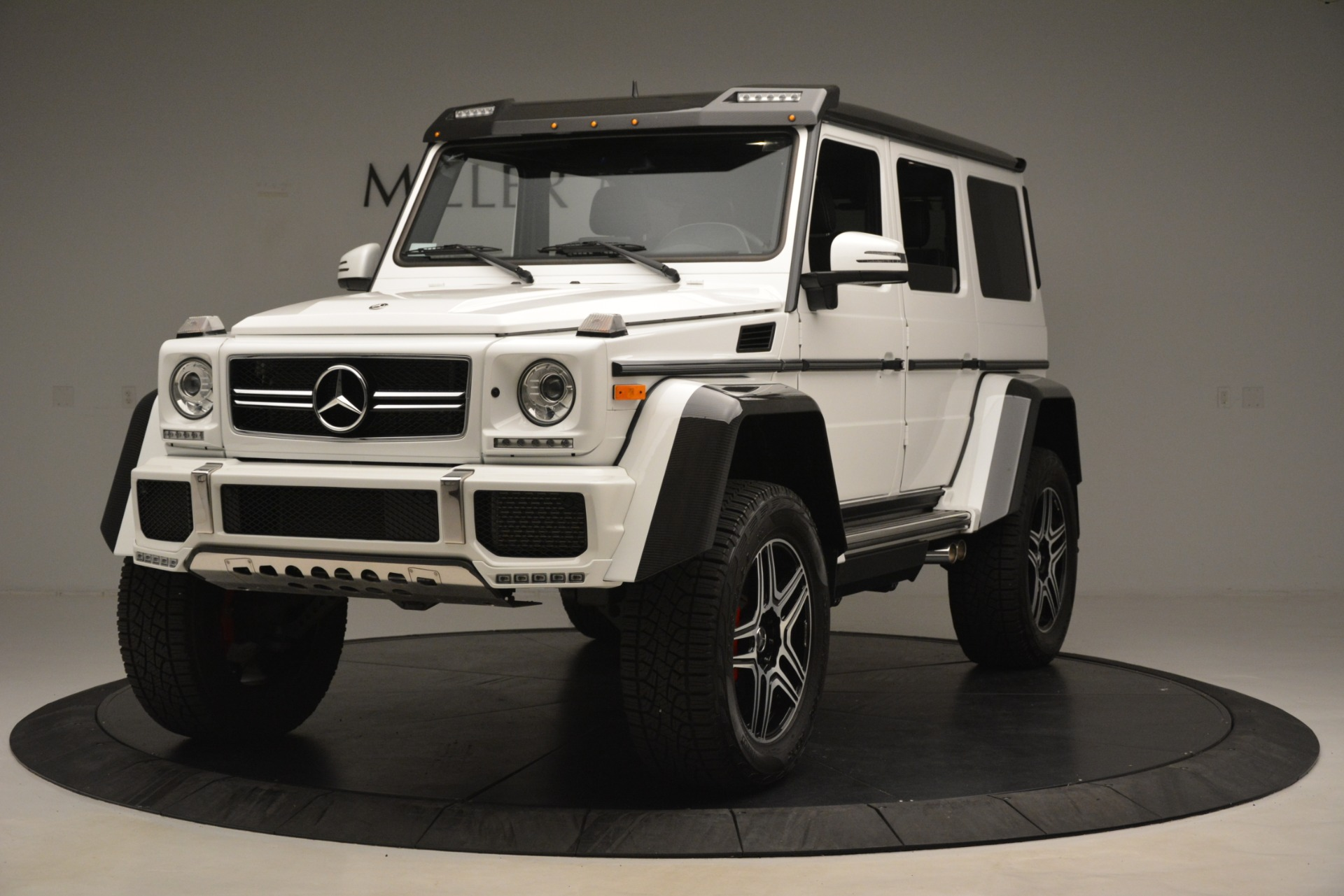 Used 2018 Mercedes-Benz G-Class G 550 4x4 Squared For Sale In Westport, CT