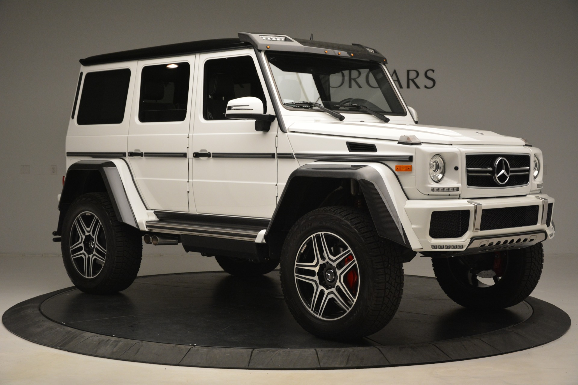 Used 2018 Mercedes-Benz G-Class G 550 4x4 Squared For Sale In Westport, CT 3204_p10