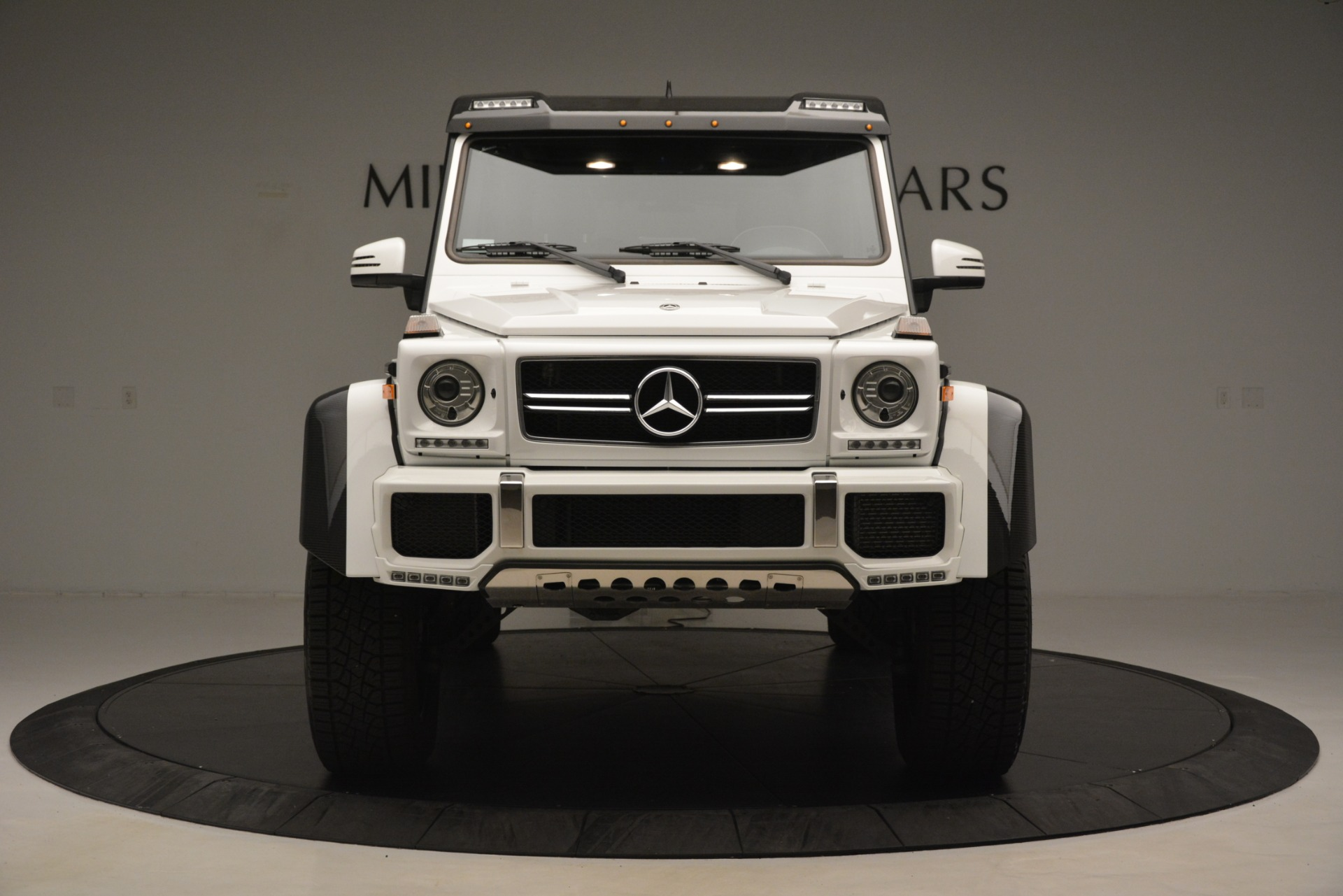 Used 2018 Mercedes-Benz G-Class G 550 4x4 Squared For Sale In Westport, CT 3204_p12