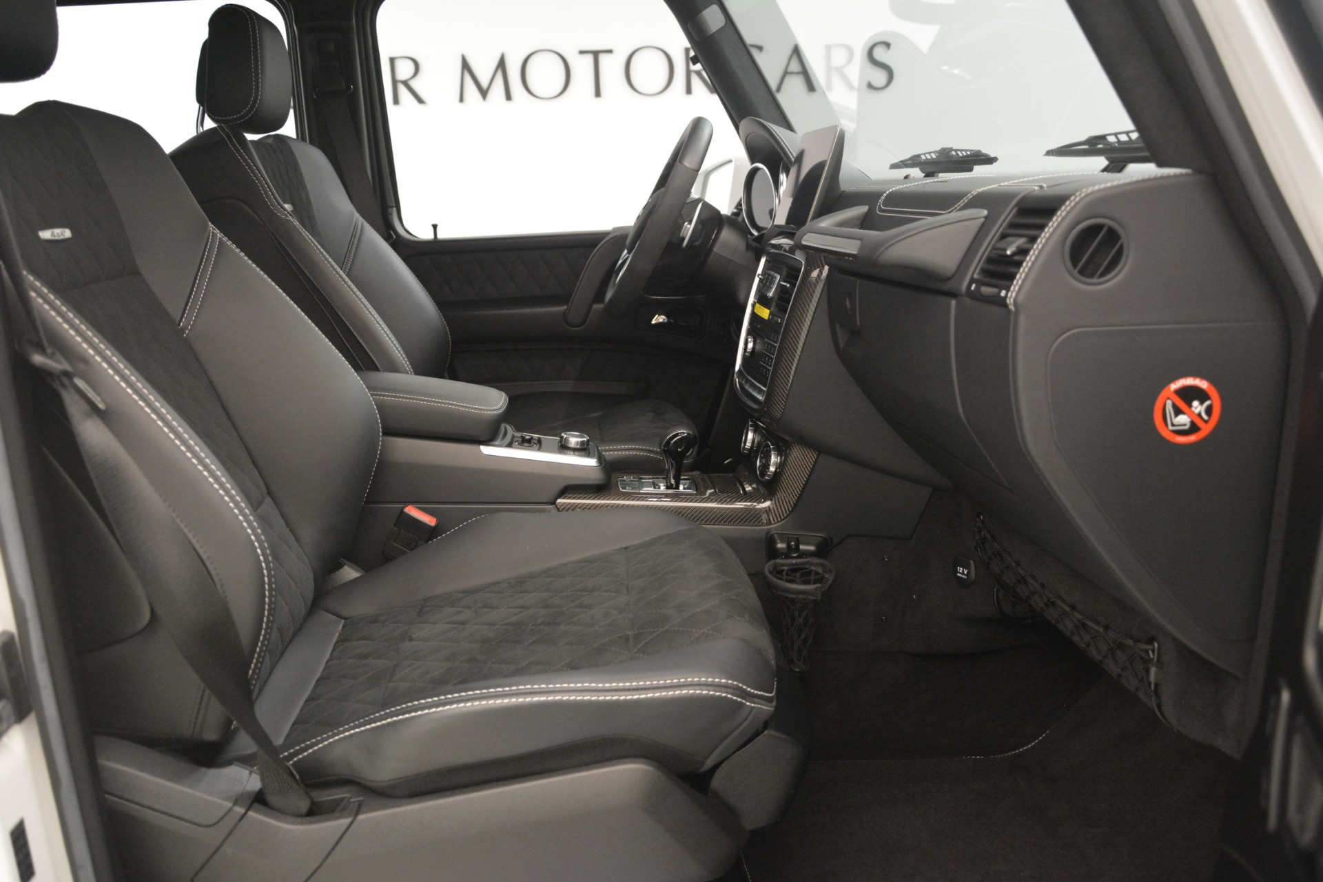Used 2018 Mercedes-Benz G-Class G 550 4x4 Squared For Sale In Westport, CT 3204_p19
