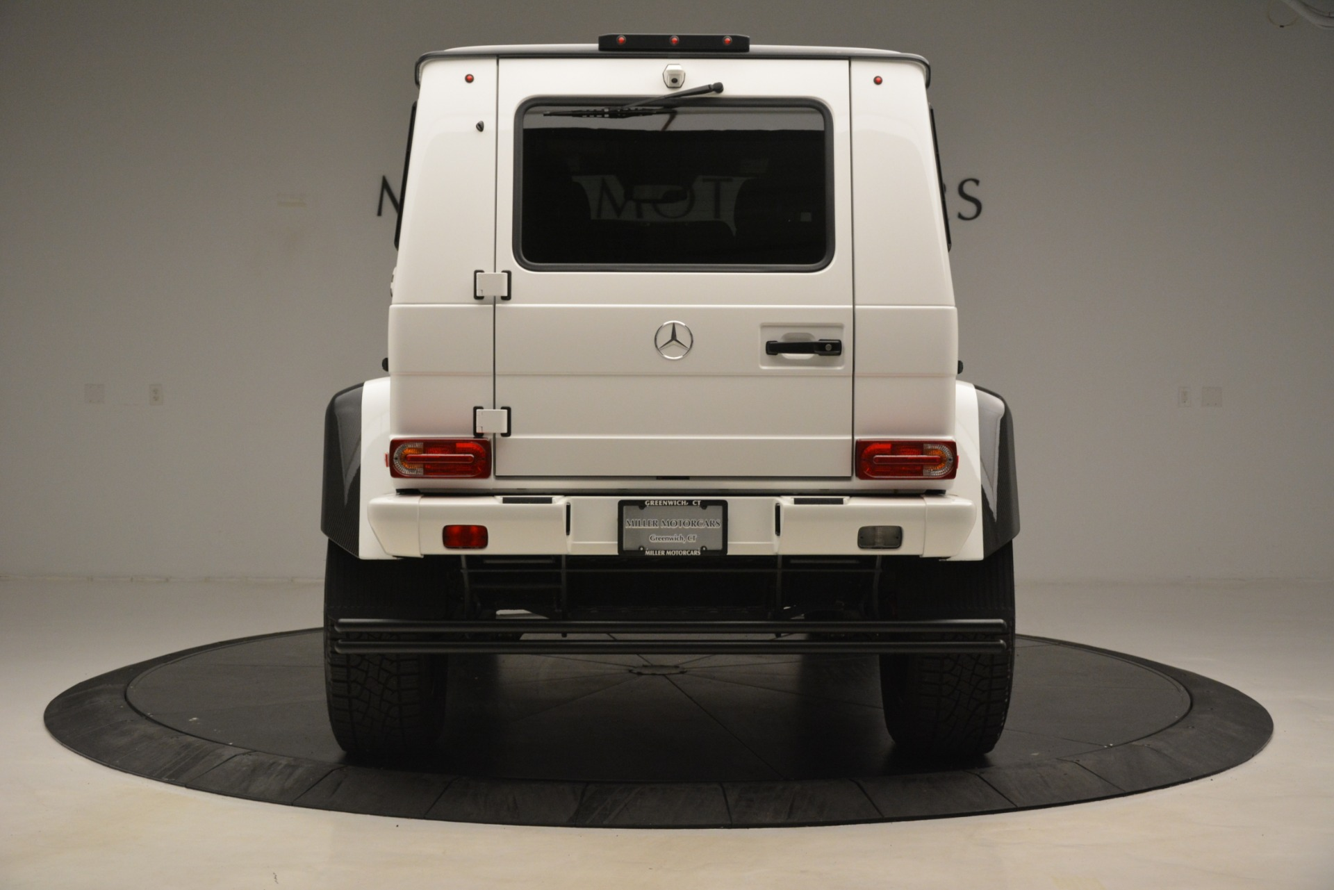 Used 2018 Mercedes-Benz G-Class G 550 4x4 Squared For Sale In Westport, CT 3204_p6