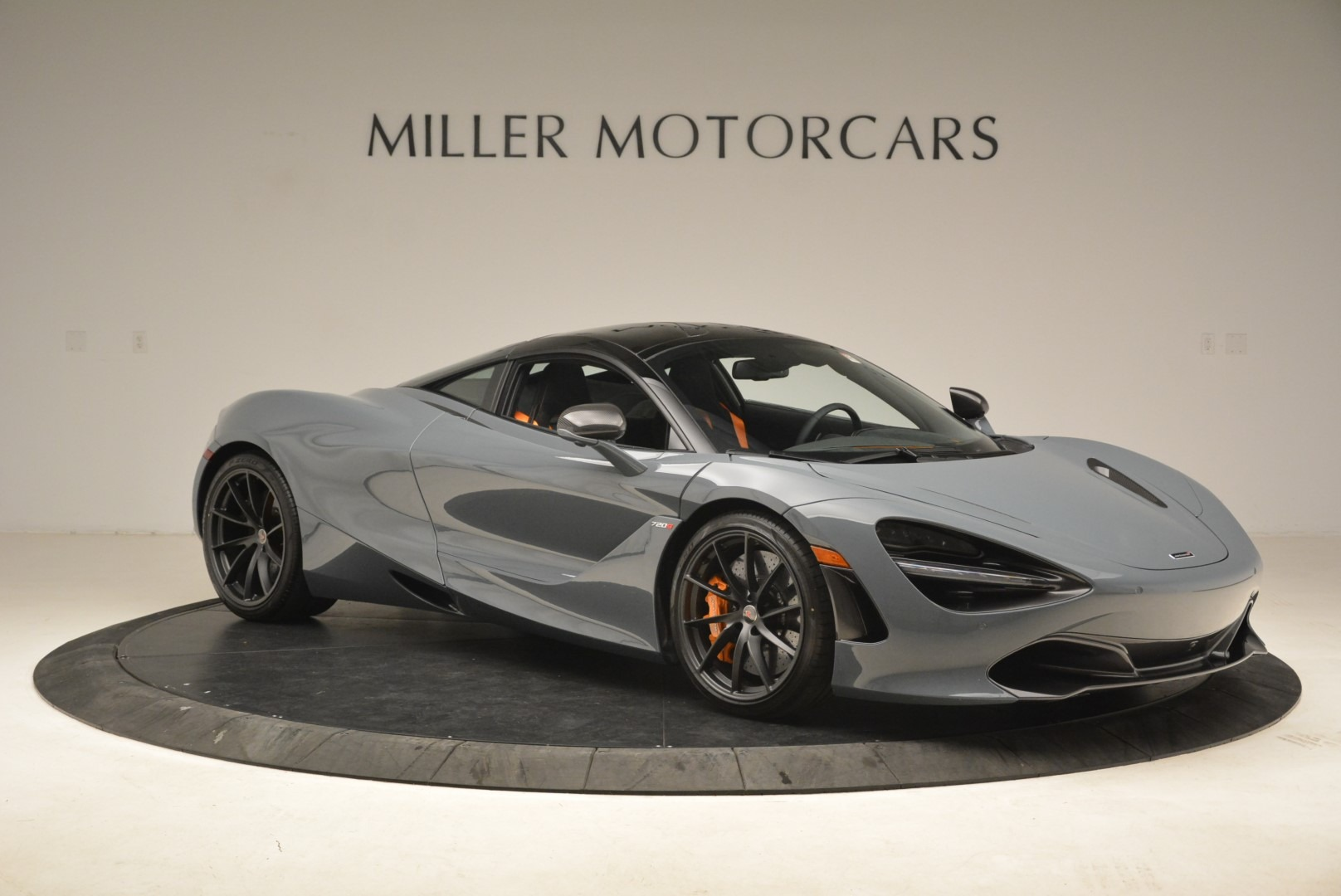 Used 2018 McLaren 720S Coupe For Sale In Westport, CT 3205_p10