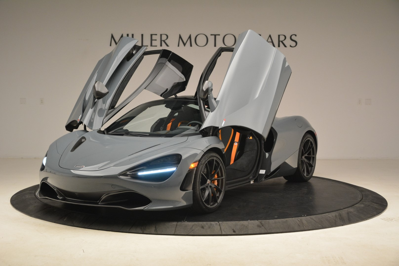 Used 2018 McLaren 720S Coupe For Sale In Westport, CT 3205_p14