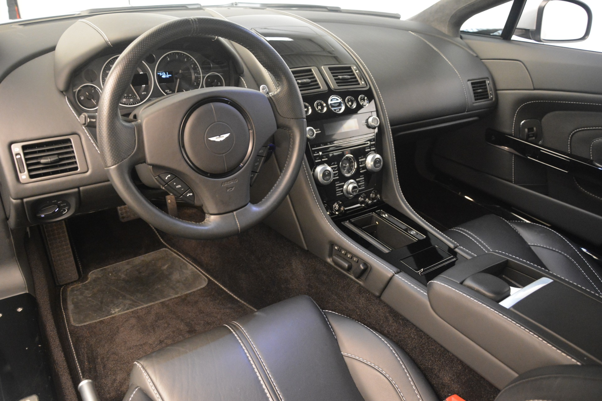 Used 2015 Aston Martin V12 Vantage S Coupe For Sale In Westport, CT 3206_p14