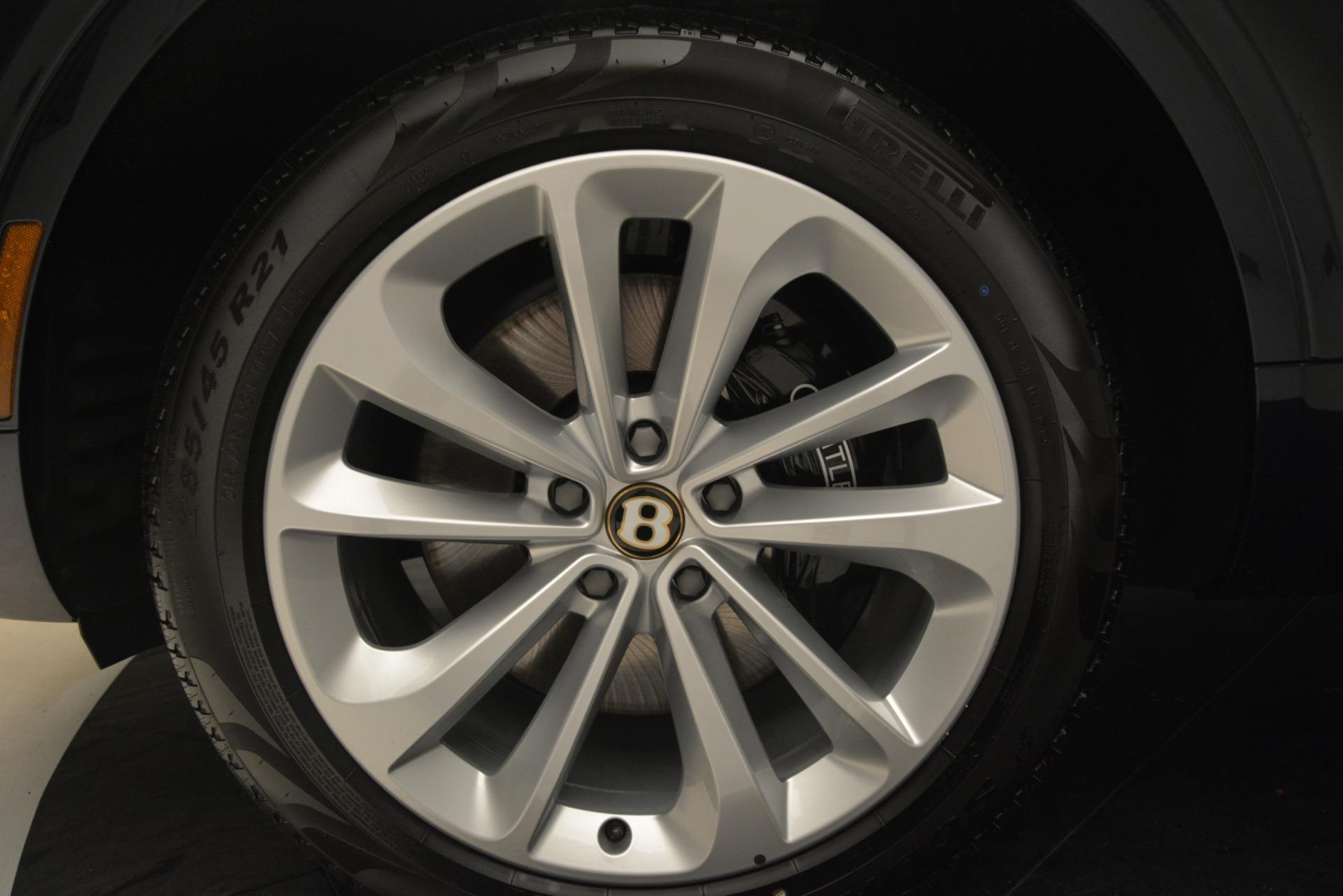 New 2019 Bentley Bentayga V8 For Sale In Westport, CT 3207_p16
