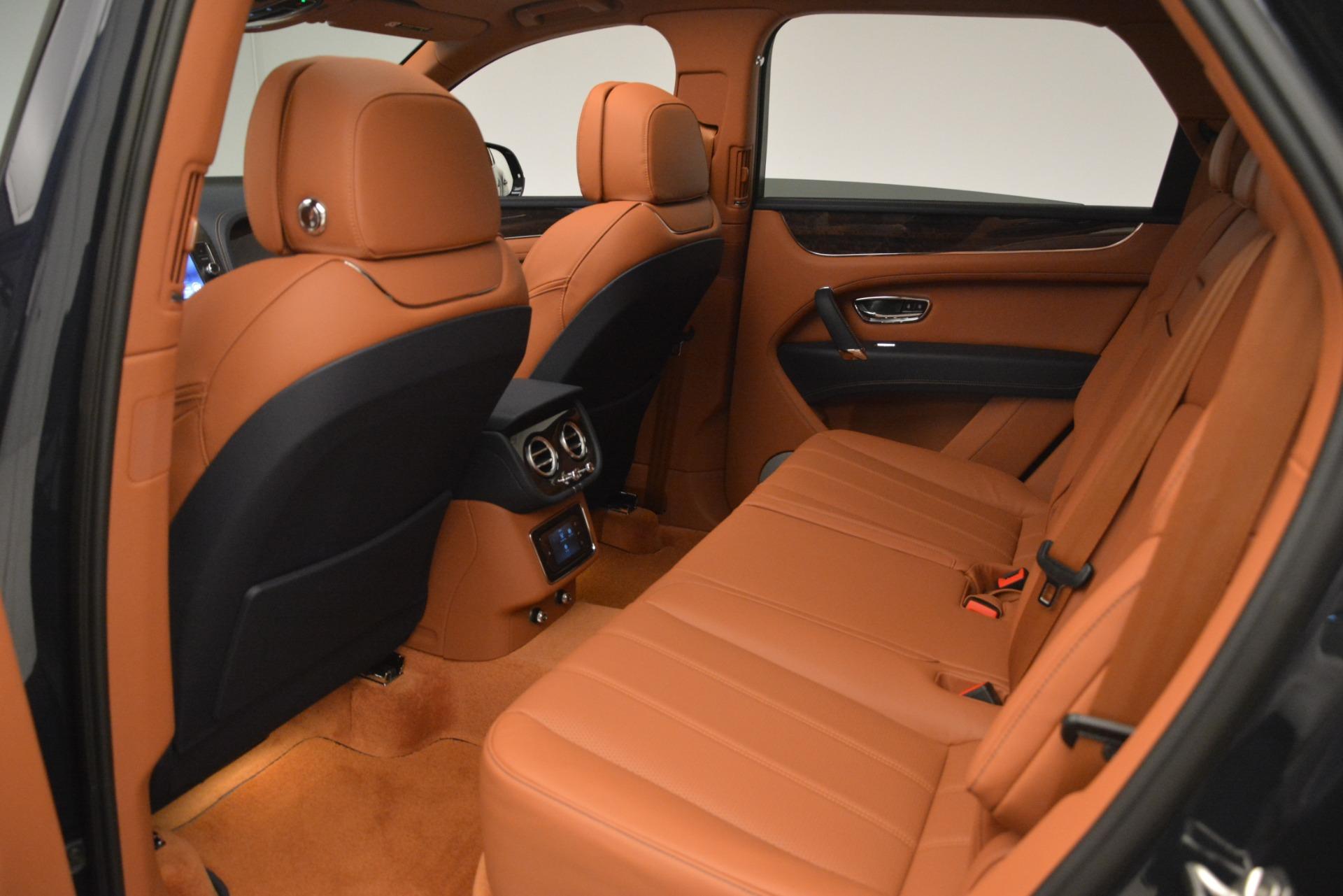 New 2019 Bentley Bentayga V8 For Sale In Westport, CT 3207_p22