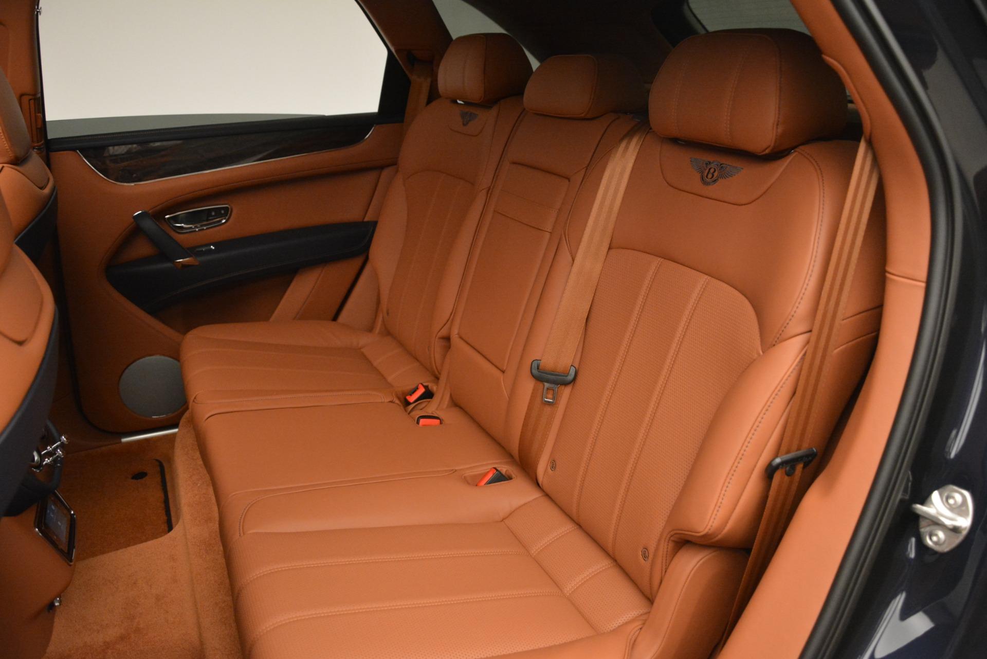 New 2019 Bentley Bentayga V8 For Sale In Westport, CT 3207_p23