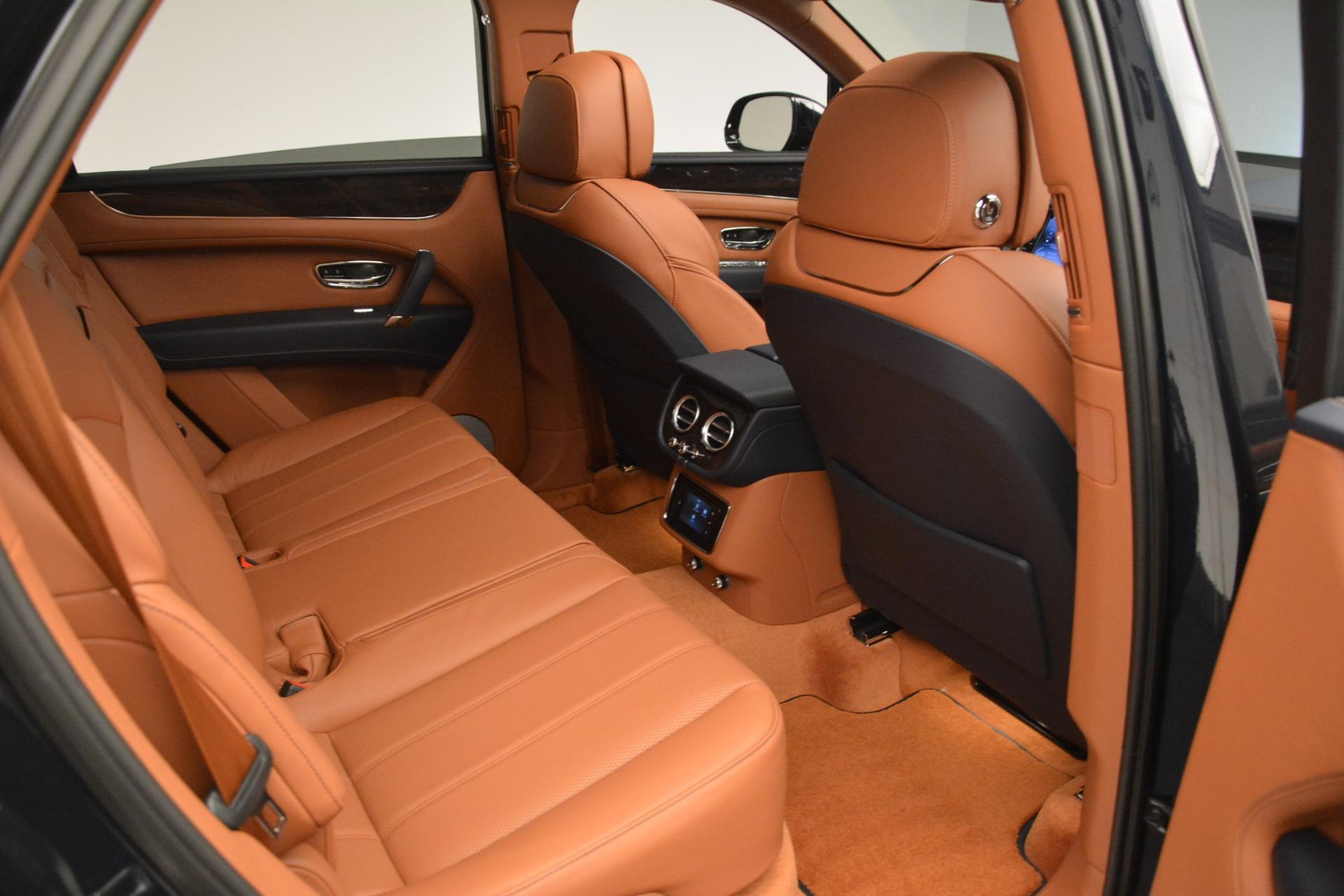 New 2019 Bentley Bentayga V8 For Sale In Westport, CT 3207_p25