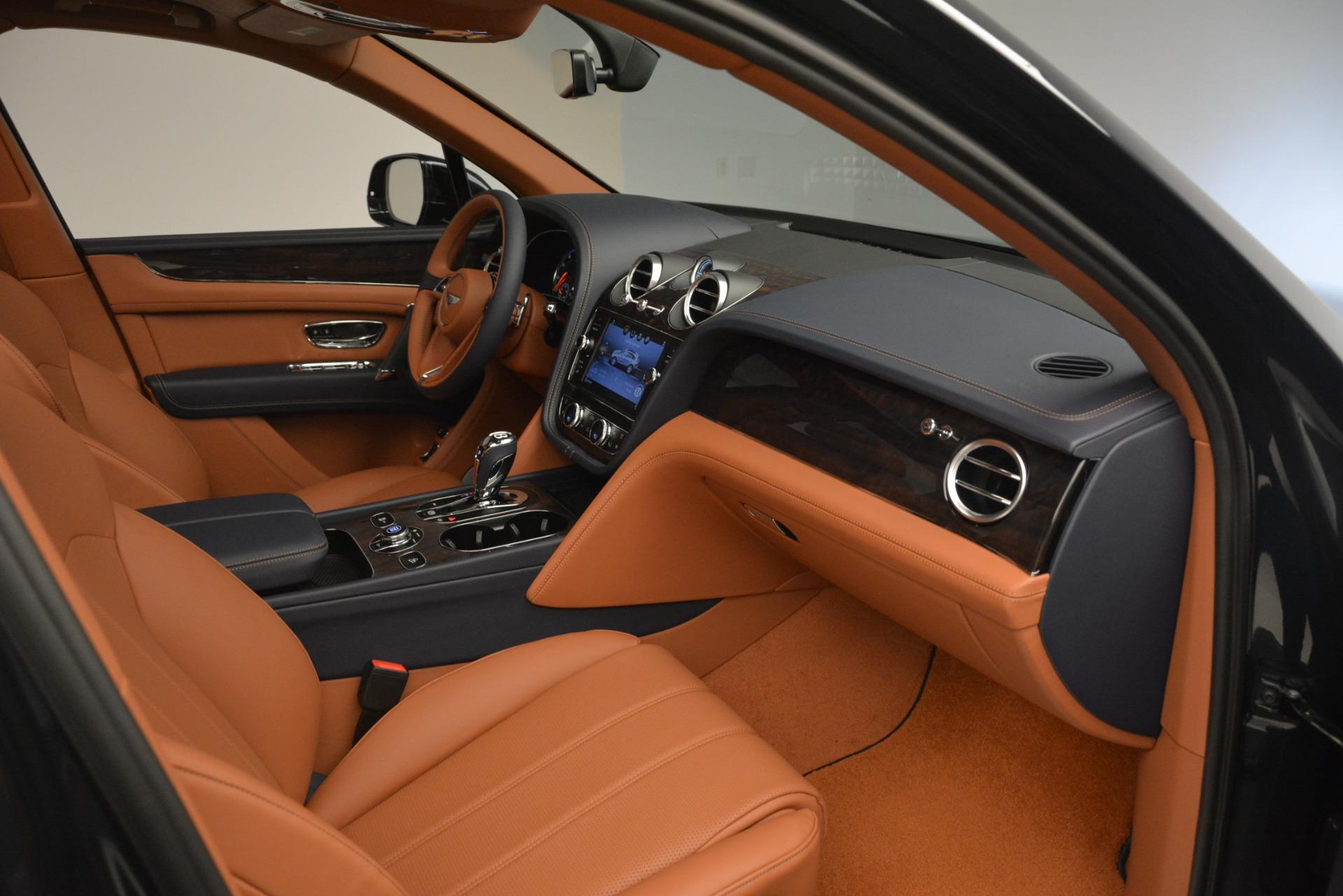New 2019 Bentley Bentayga V8 For Sale In Westport, CT 3207_p28