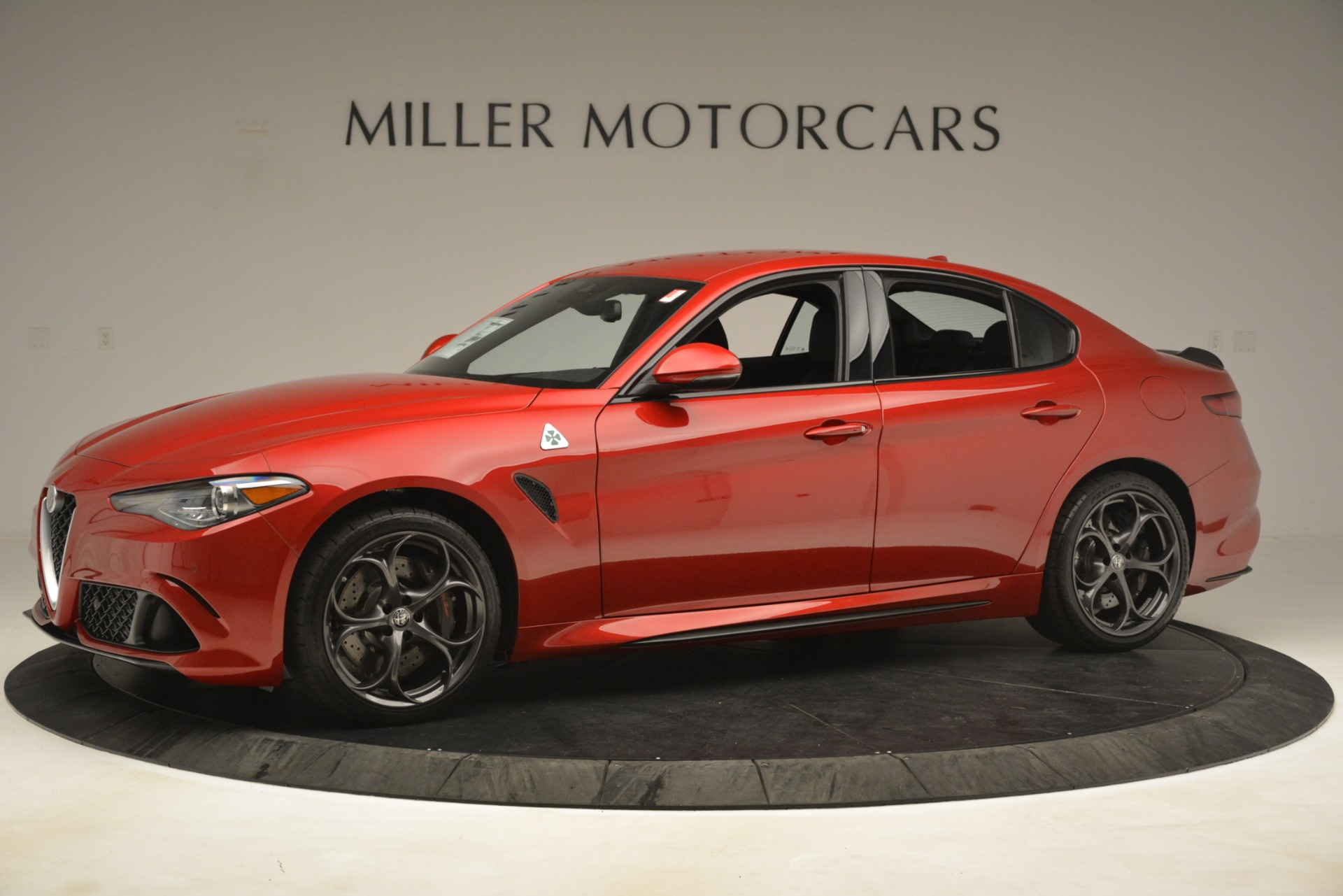 New 2019 Alfa Romeo Giulia Quadrifoglio For Sale In Westport, CT 3208_p2