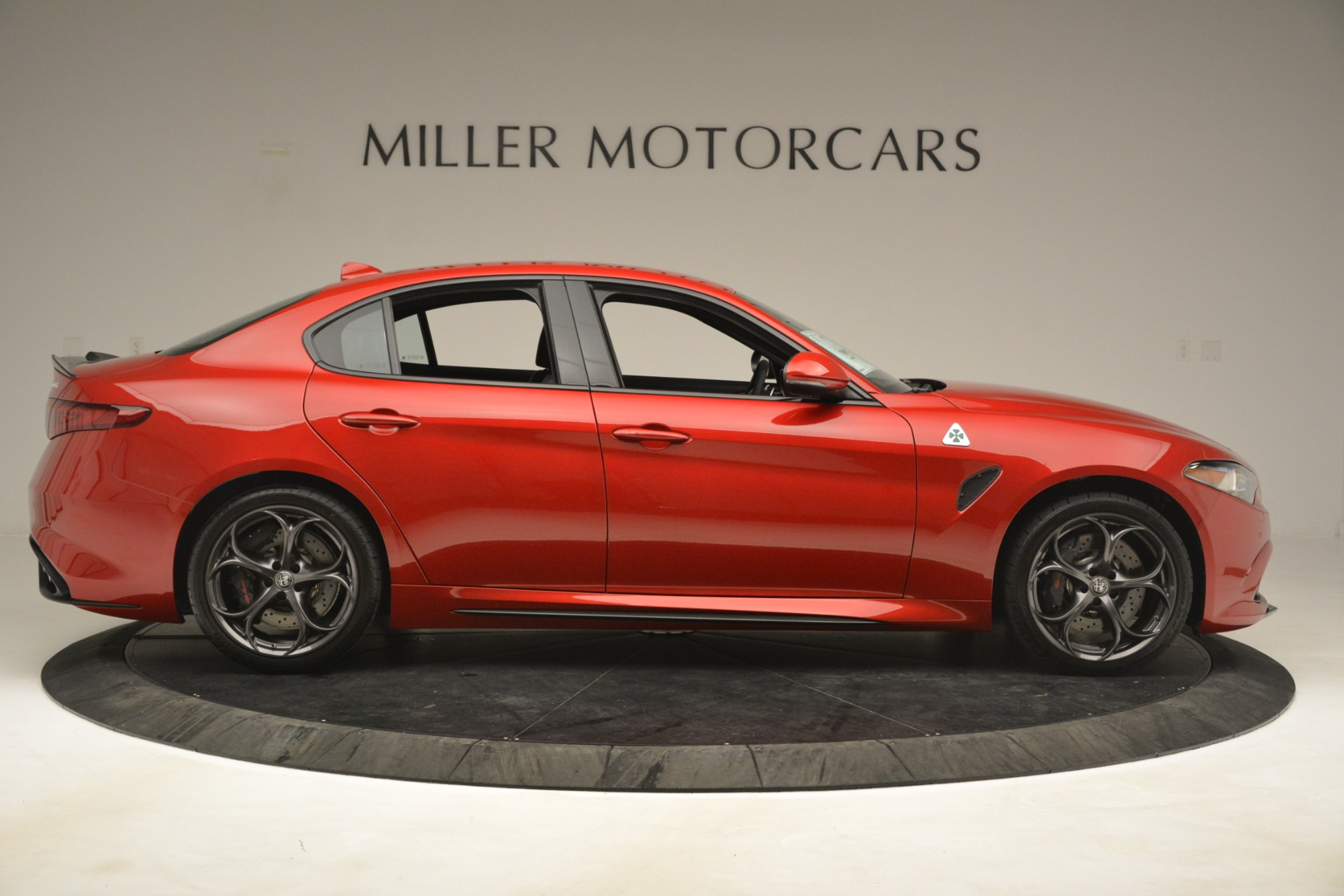 New 2019 Alfa Romeo Giulia Quadrifoglio For Sale In Westport, CT 3208_p9