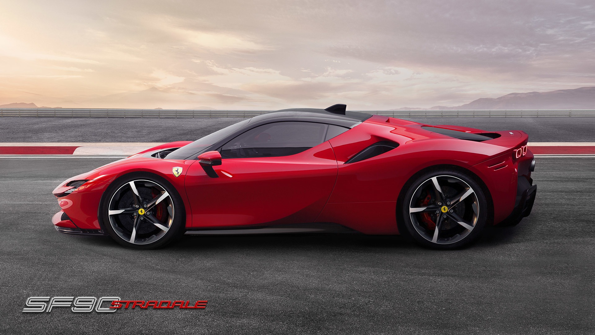 New 2020 Ferrari SF90 Stradale  For Sale In Westport, CT 3211_p3