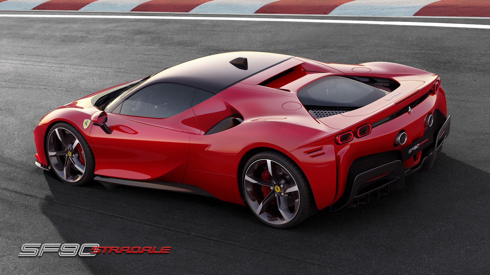 New 2020 Ferrari SF90 Stradale  For Sale In Westport, CT 3211_p4