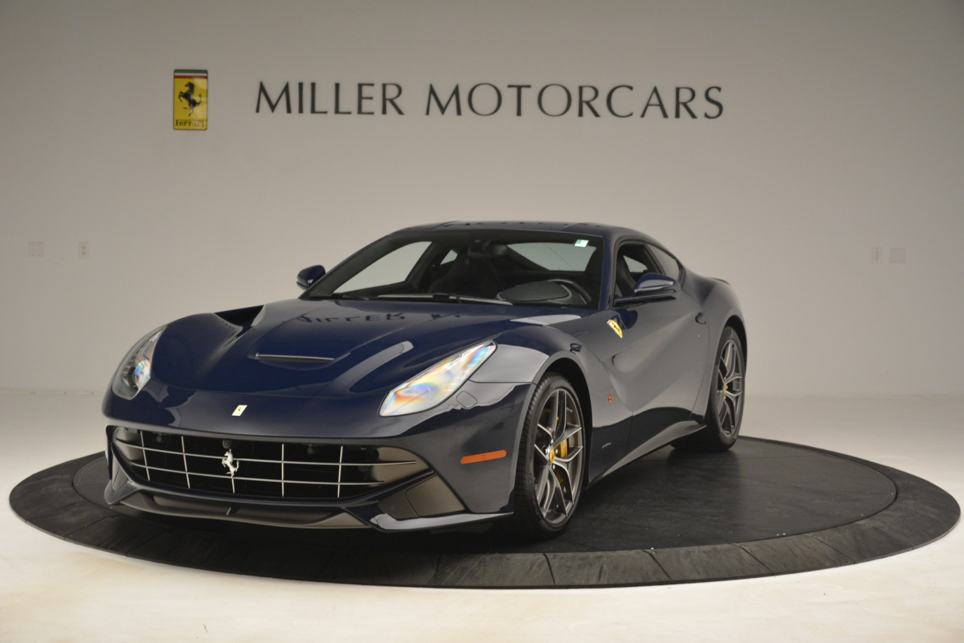 Used 2016 Ferrari F12 Berlinetta  For Sale In Westport, CT 3212_main