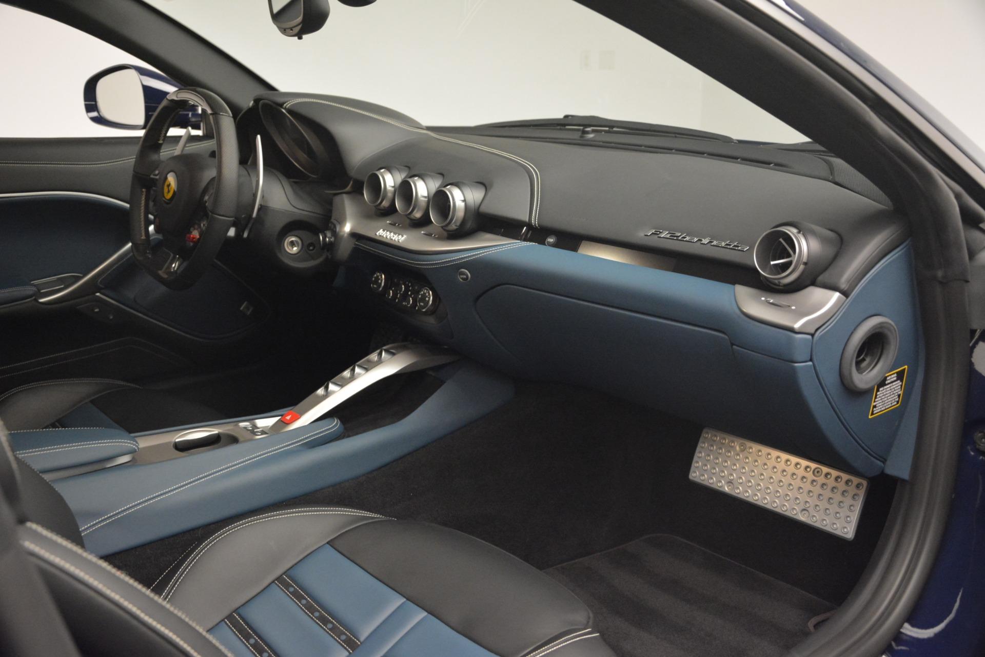 Used 2016 Ferrari F12 Berlinetta  For Sale In Westport, CT 3212_p19
