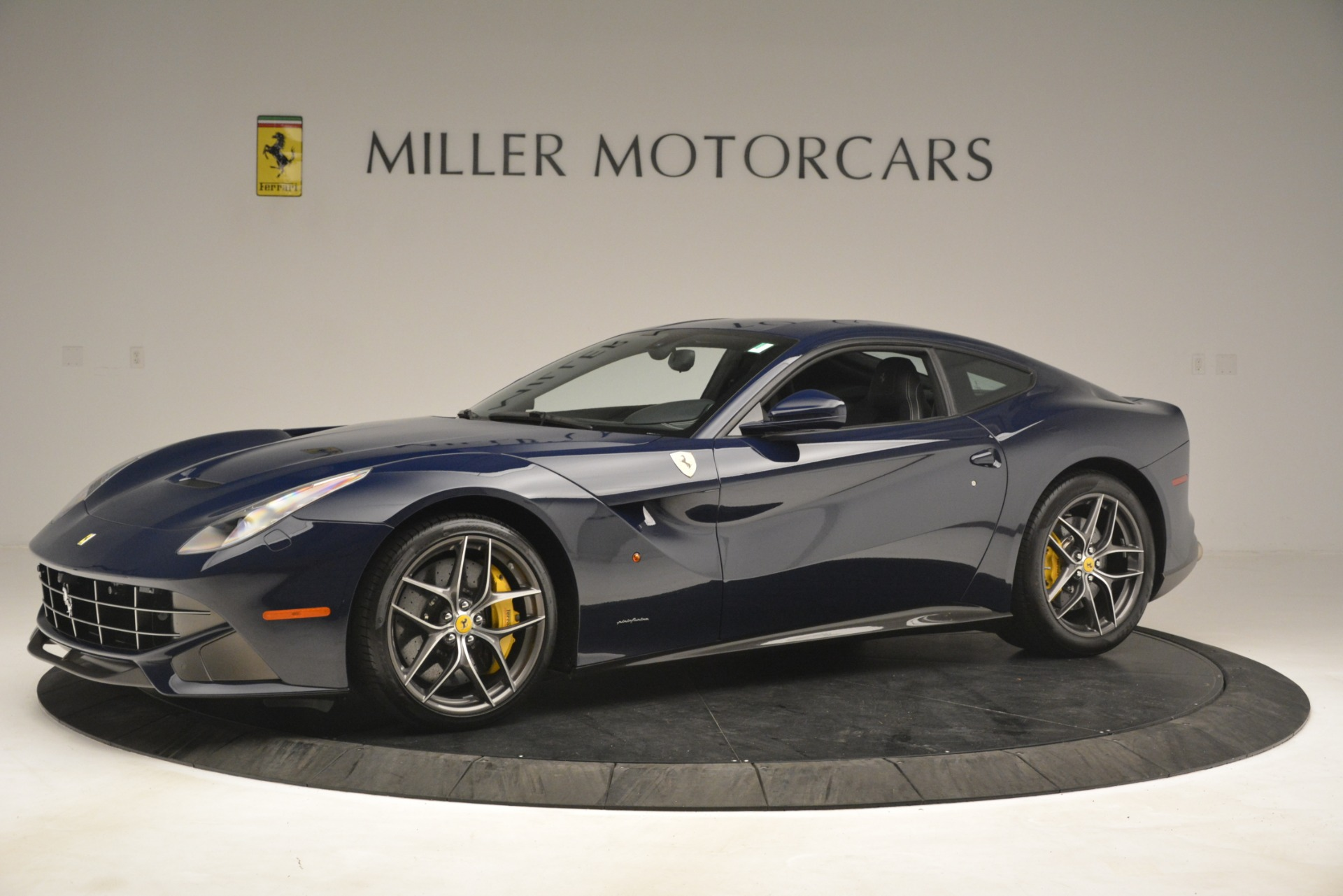Used 2016 Ferrari F12 Berlinetta  For Sale In Westport, CT 3212_p2