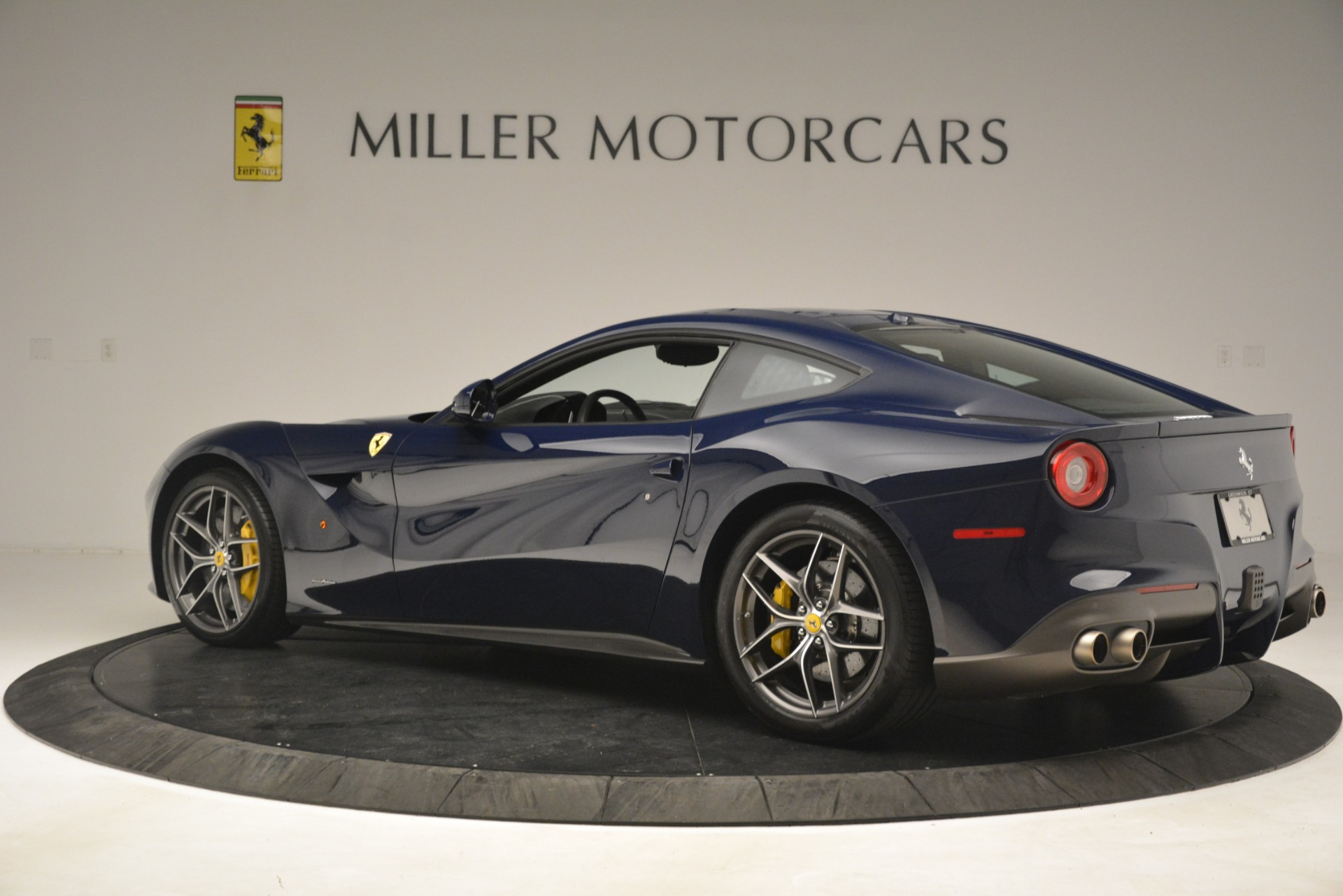 Used 2016 Ferrari F12 Berlinetta  For Sale In Westport, CT 3212_p4