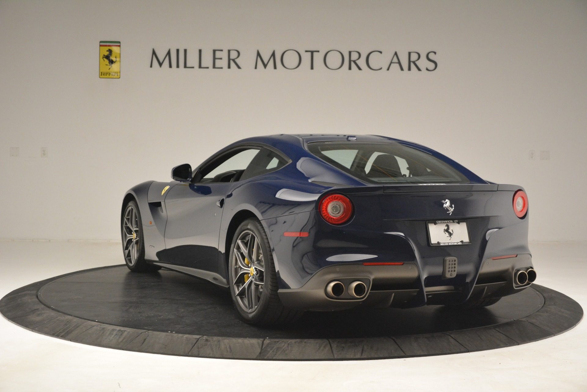 Used 2016 Ferrari F12 Berlinetta  For Sale In Westport, CT 3212_p5